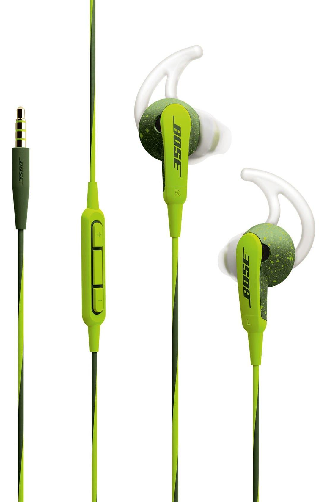 SoundSport<sup>®</sup> In-Ear Headphones,                             Alternate thumbnail 8, color,                             Energy Green