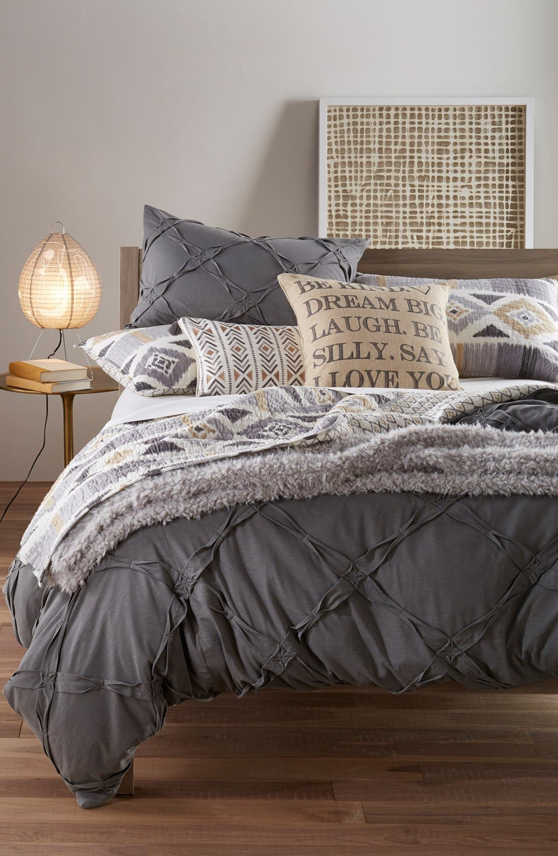 Alternate Image 4  - Levtex'Santa Fe' Tassel Pillow