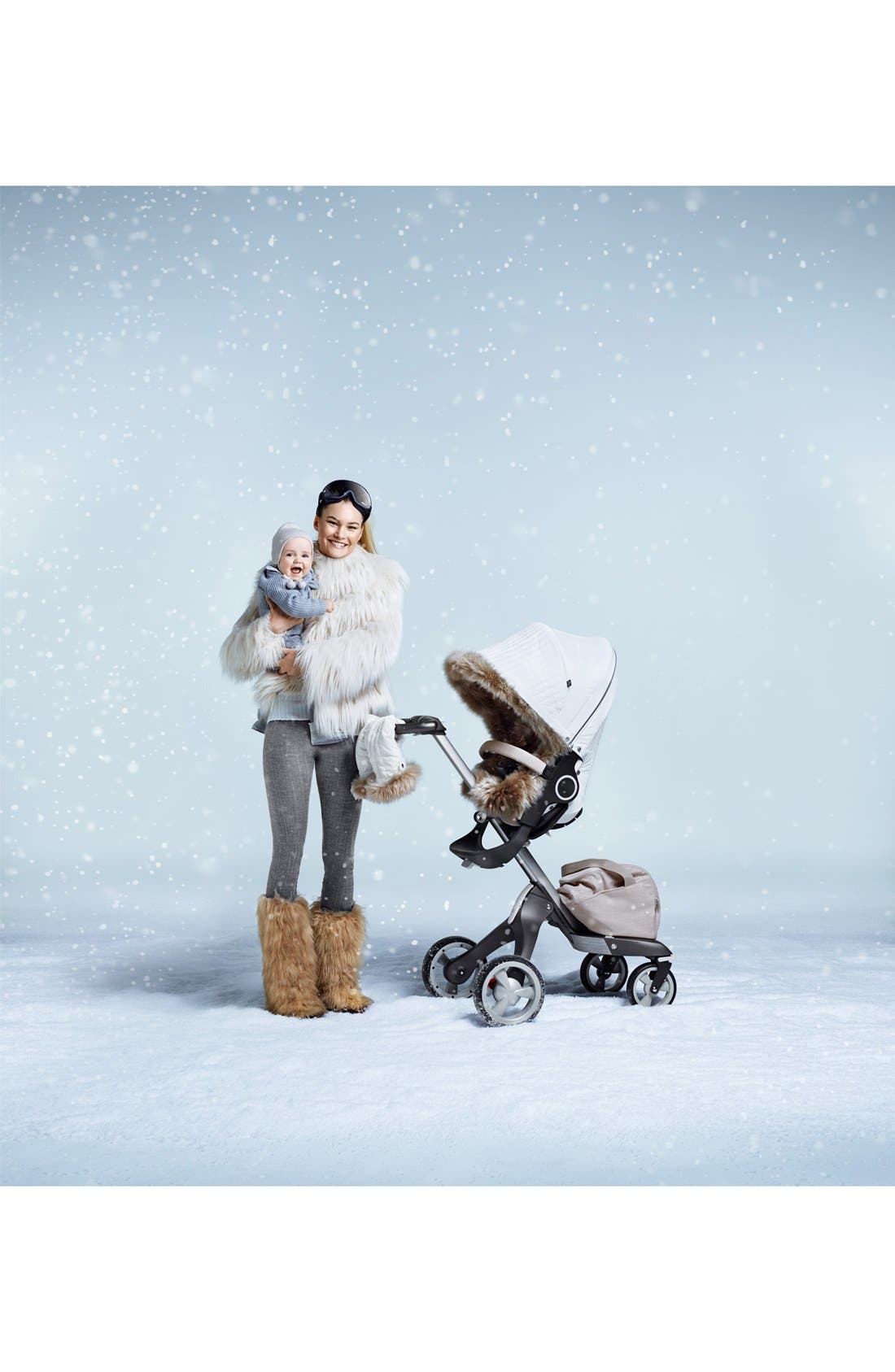 Alternate Image 6  - Stokke Stroller Winter Kit