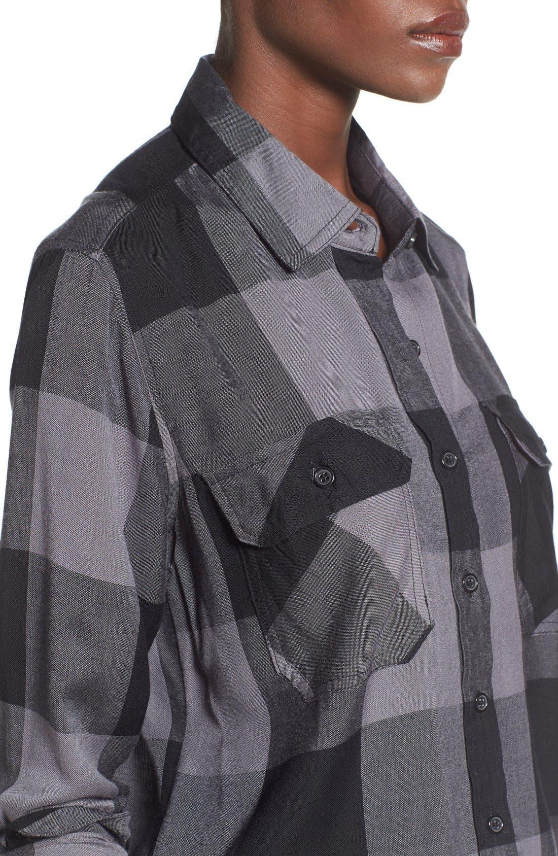 Alternate Image 4  - Thread & Supply 'Huntington Beach' Check Shirt