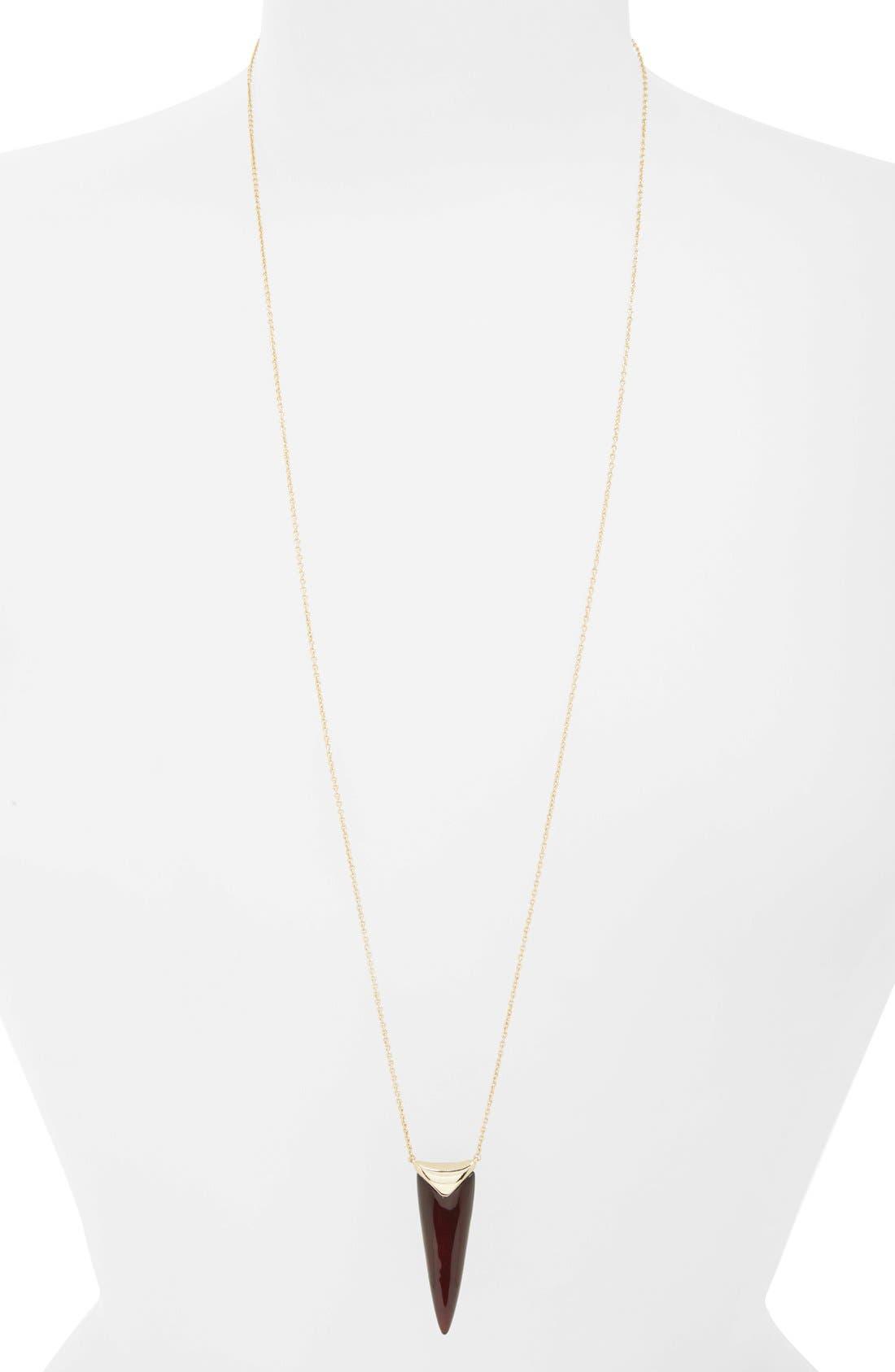 Main Image - Alexis Bittar 'Lucite®' Pendant Necklace