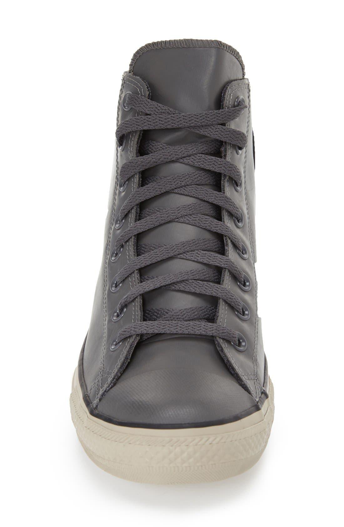 Alternate Image 3  - Converse Chuck Taylor® All Star® Rubber High Top Sneaker (Men)