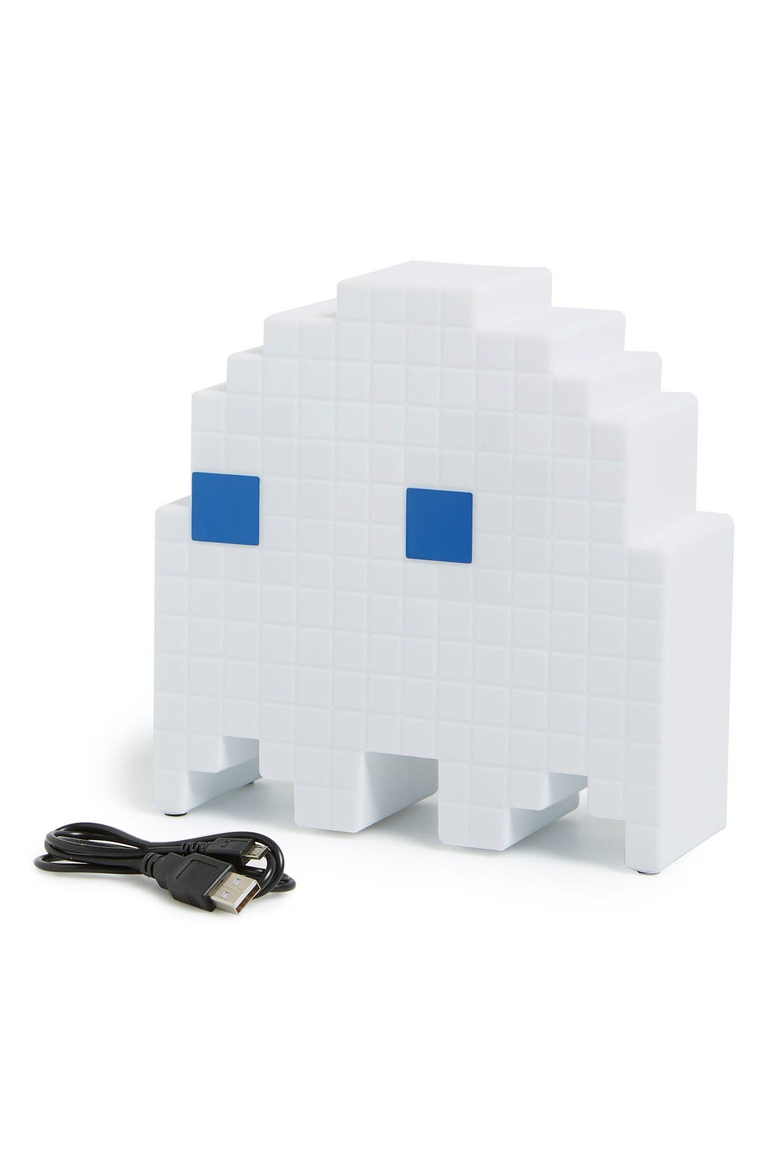 'Pac-Man Ghost' Light,                         Main,                         color, White