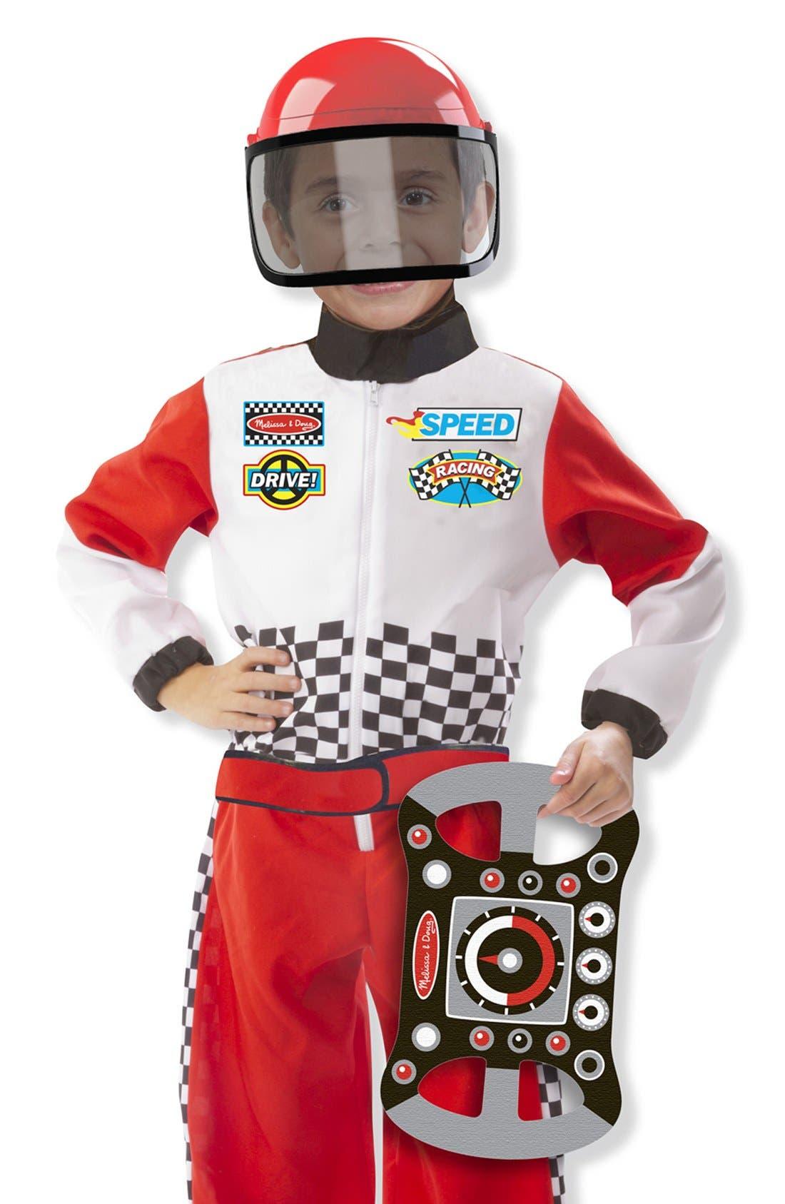 Main Image - Melissa & Doug Race Car Driver Role Play Set (Little Kid)