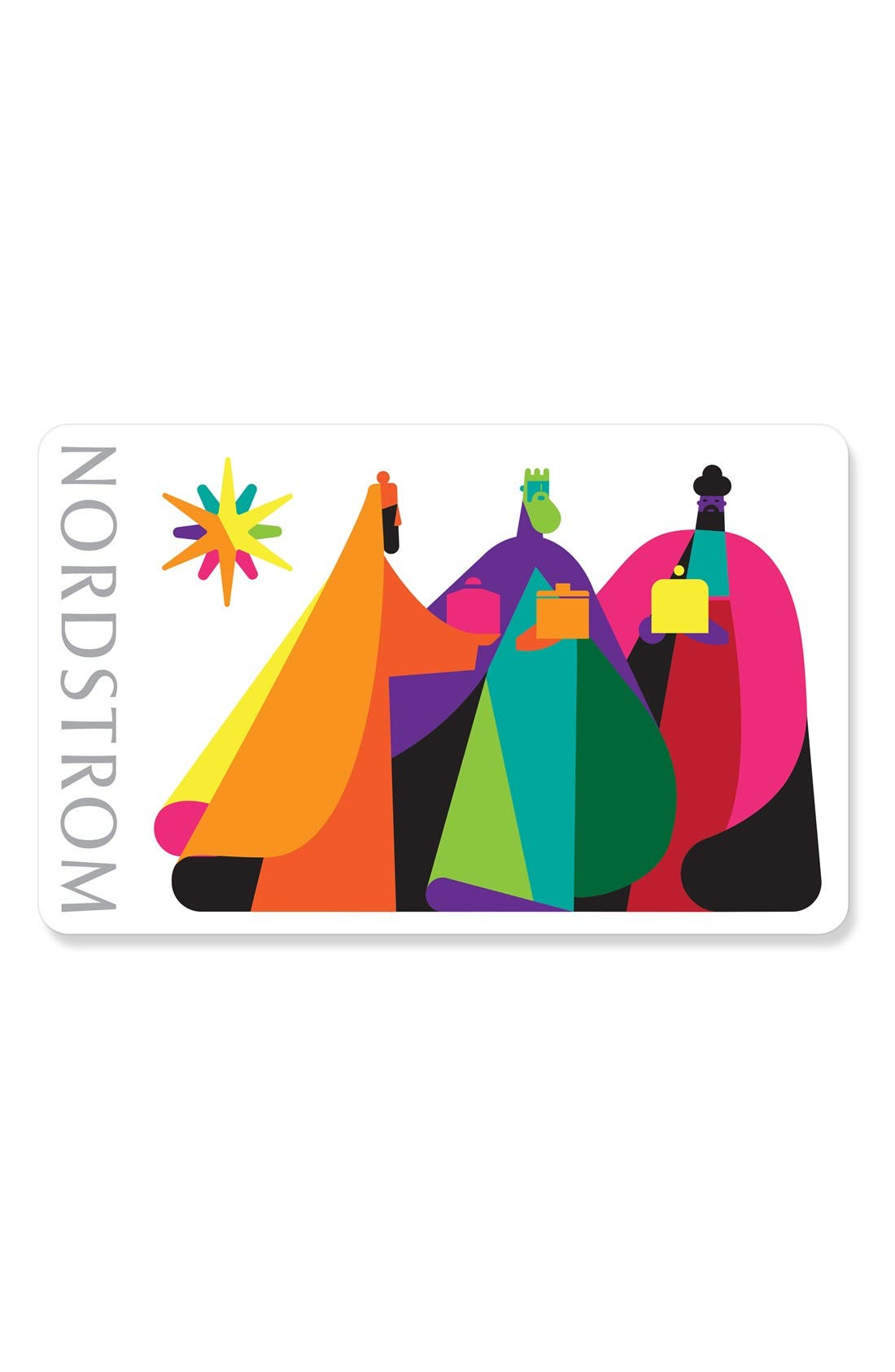 Nordstrom Three Kings Gift Card