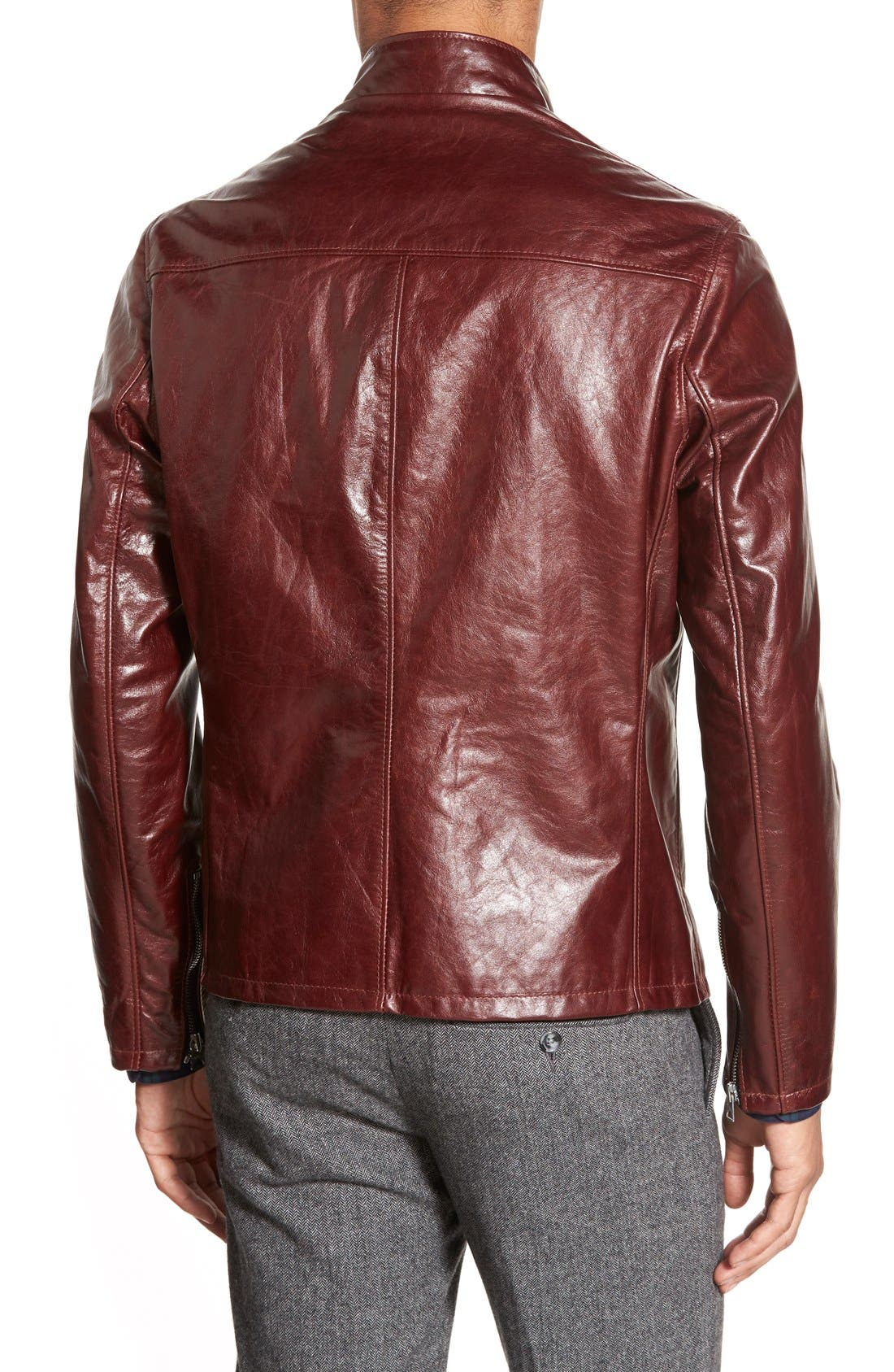 f8a28263c Men's Leather (Genuine) Coats & Jackets | Nordstrom