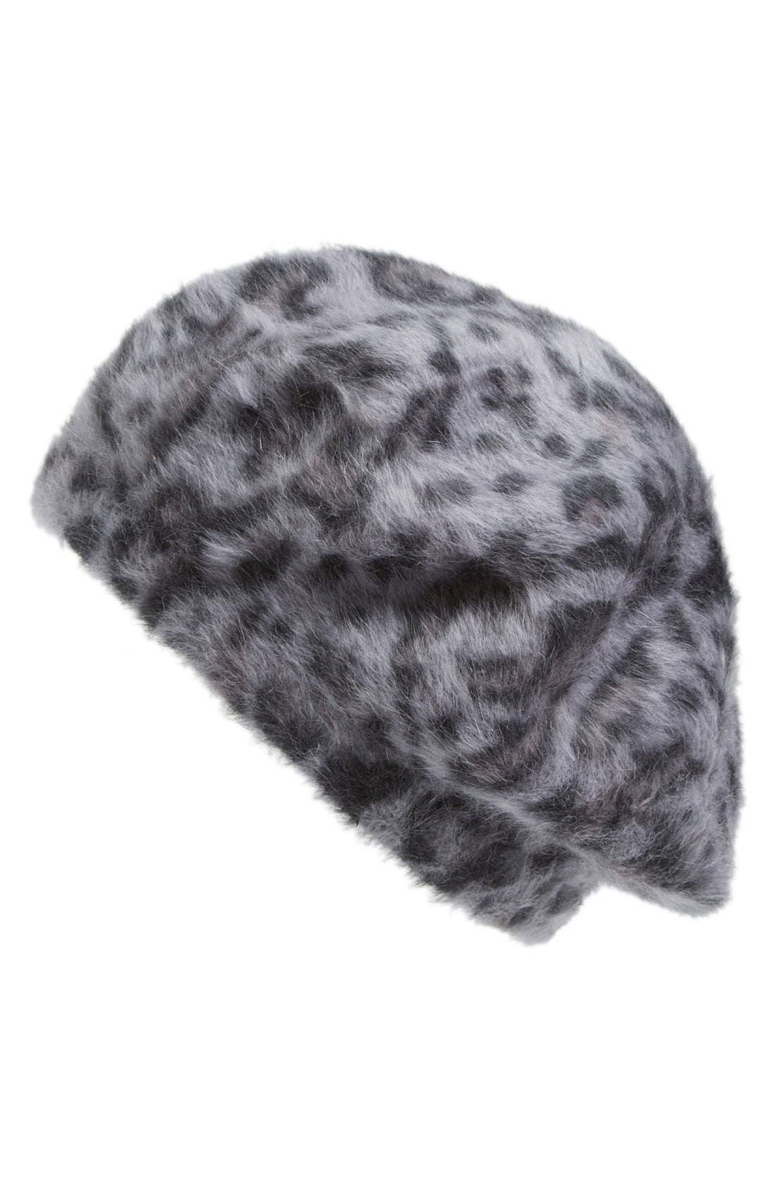 Alternate Image 1 Selected - Parkhurst 'Angelica' Angora Beret