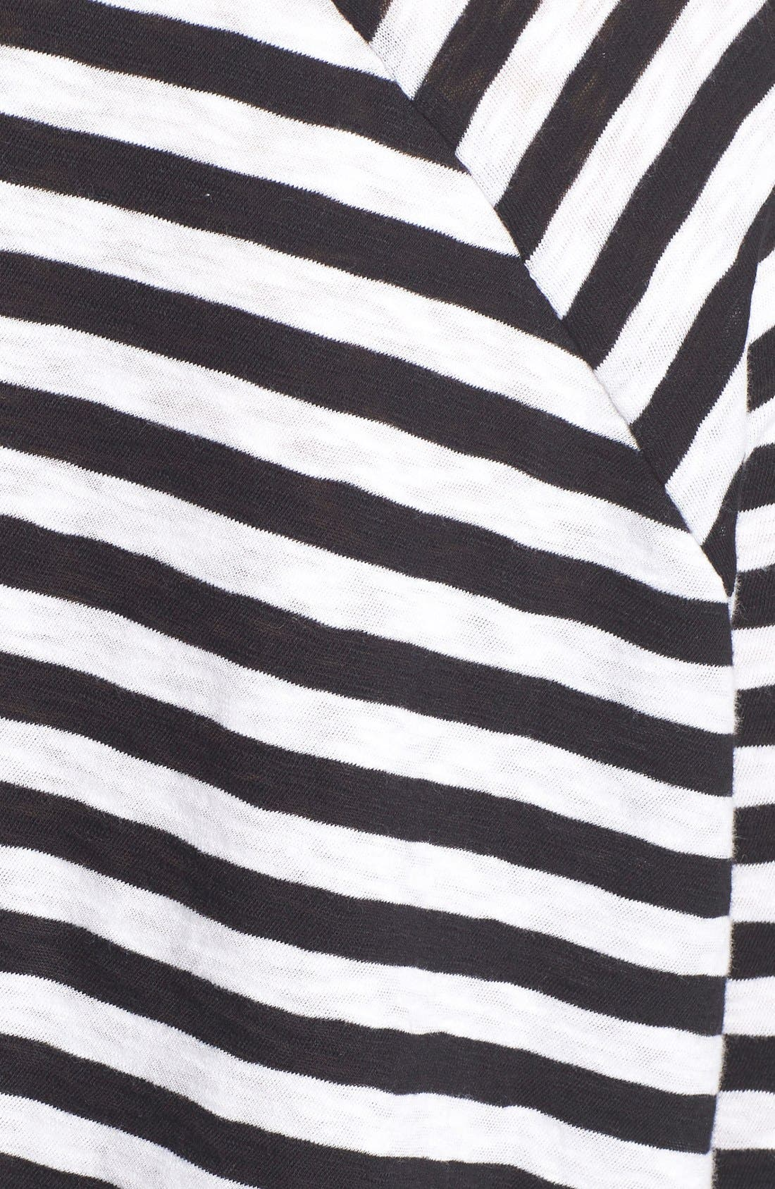 Alternate Image 5  - rag & bone/JEAN 'Camden' Stripe Long Sleeve Tee