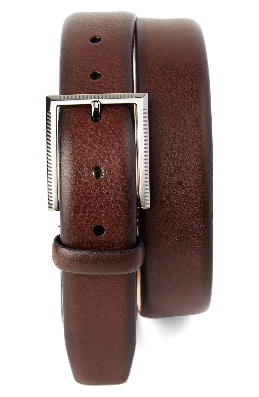 Main Image - Tommy Bahama Leather Belt