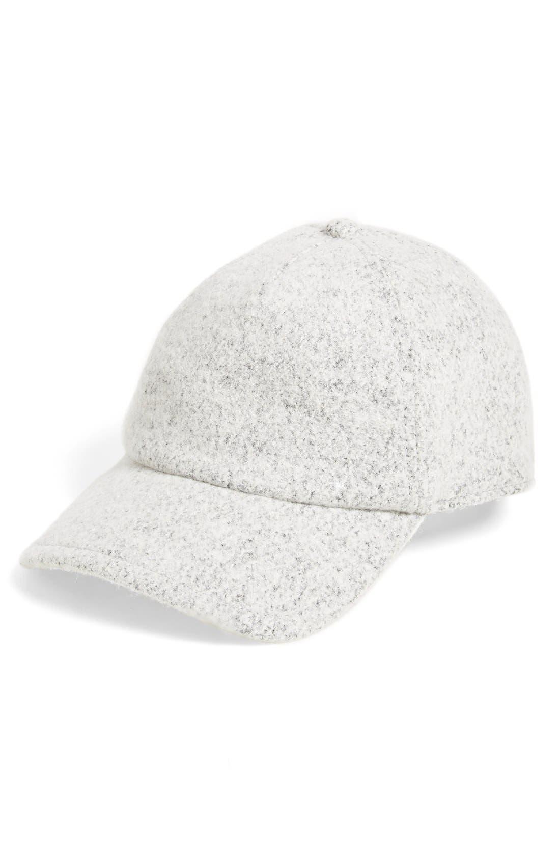 Main Image - rag & bone 'Marilyn' Baseball Cap
