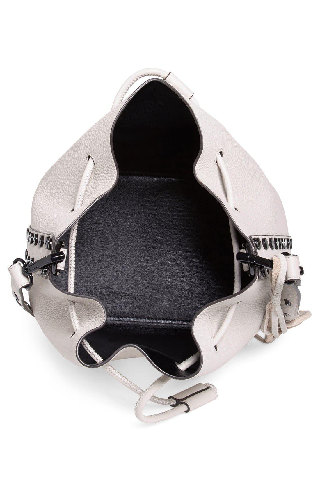 Alternate Image 4  - Rebecca MinkoffScrew Stud Bucket Bag