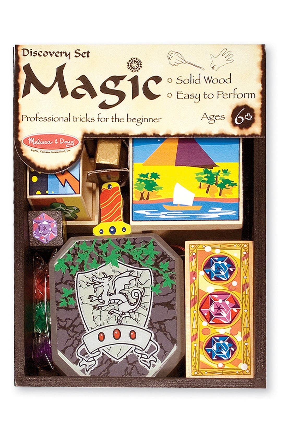Alternate Image 3  - Melissa & Doug 'Discovery' Magic Set