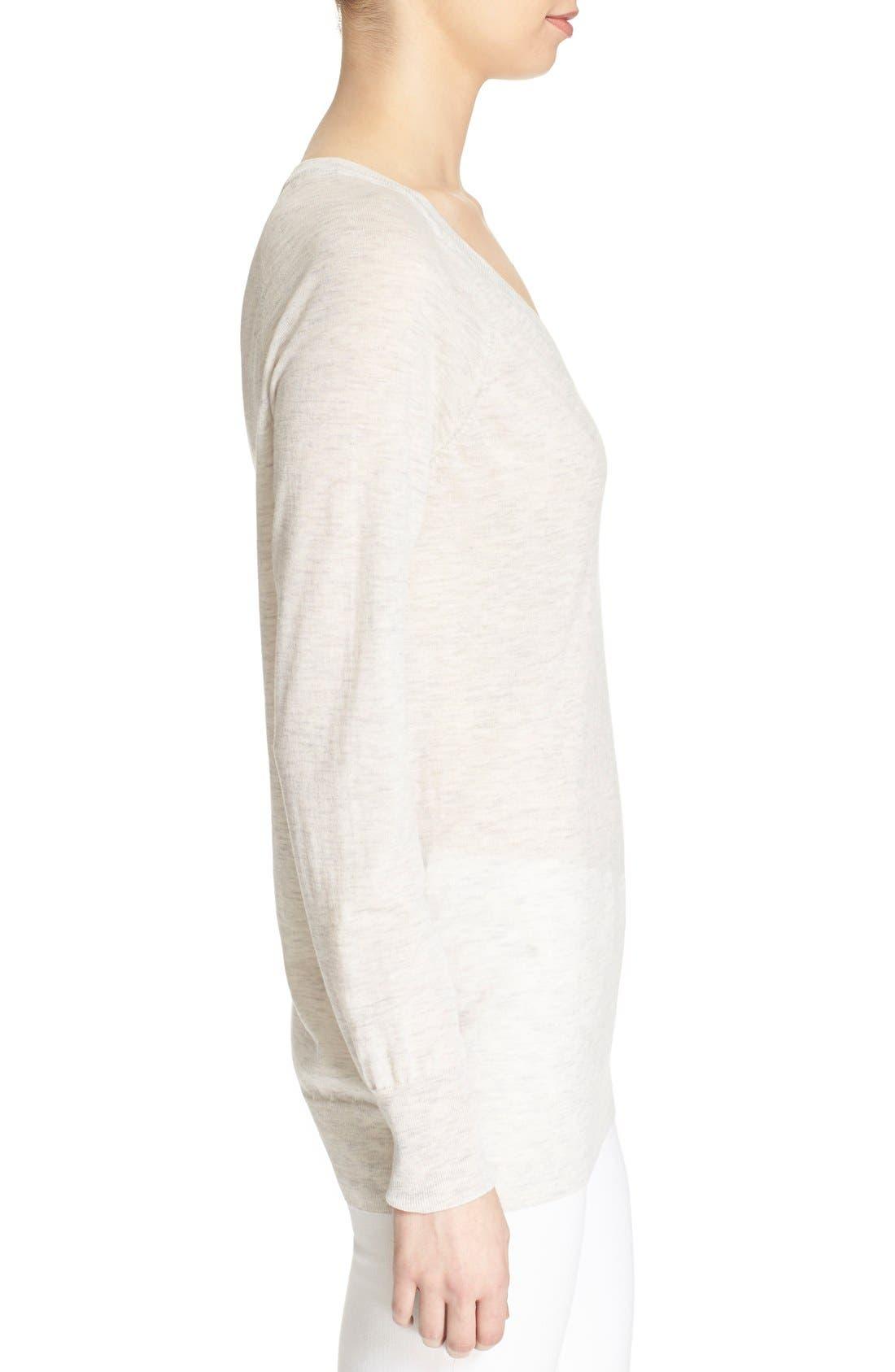 Alternate Image 3  - Equipment 'Asher' V-Neck Sweater