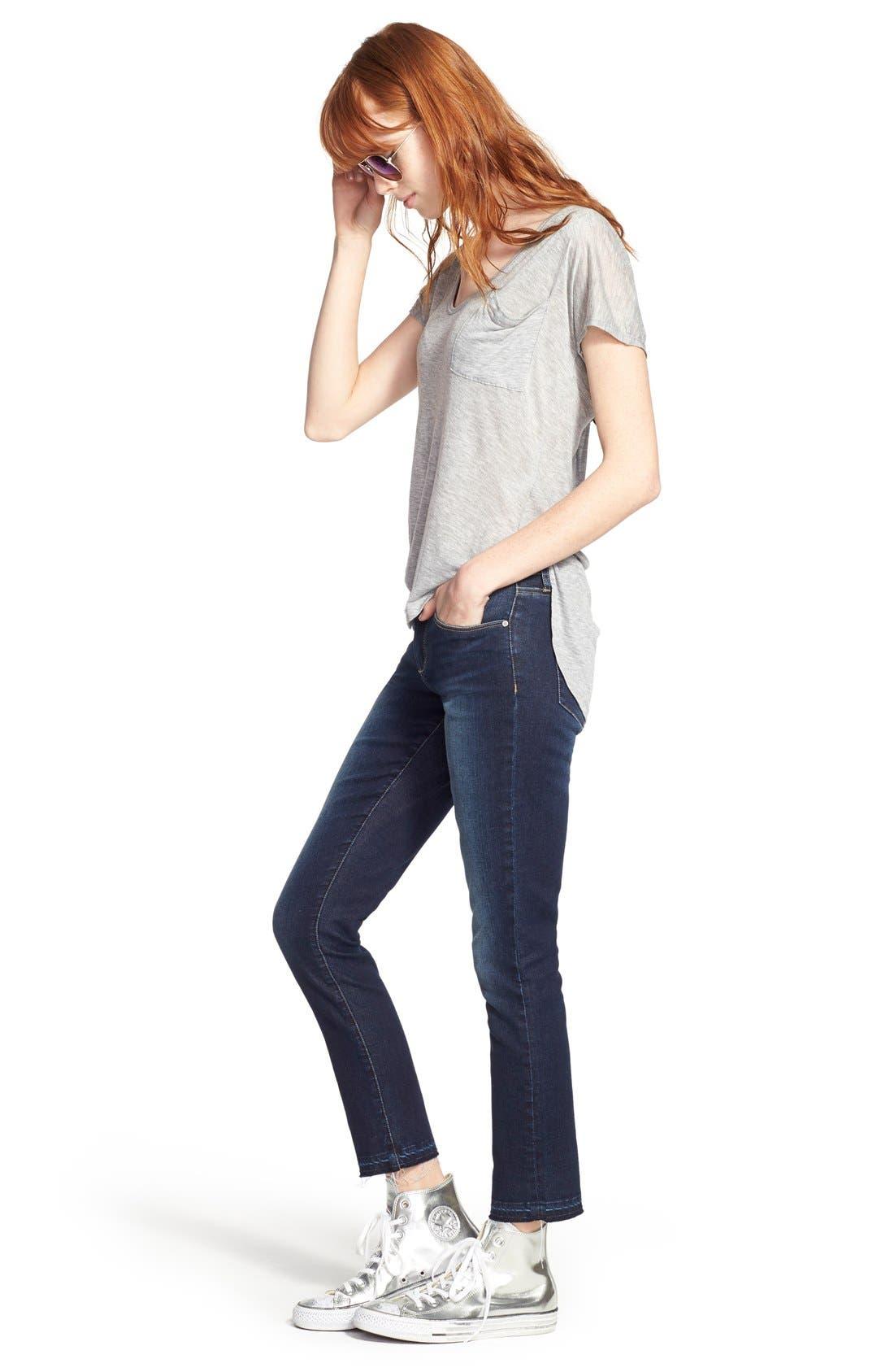 Alternate Image 5  - Converse Chuck Taylor® All Star® 'Metallic' High Top Sneaker (Women)