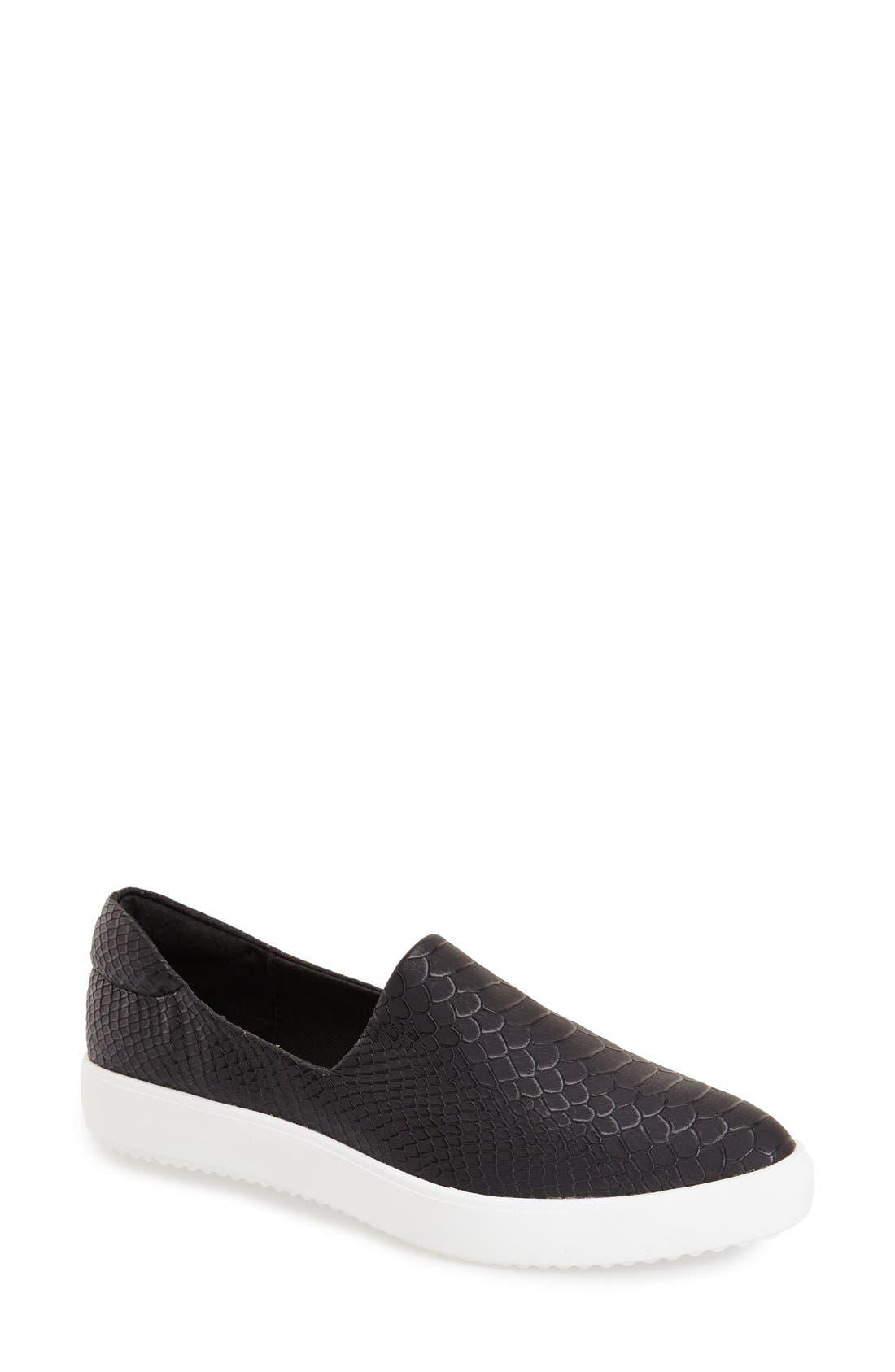 JSLIDES Jibbie' Slip-On Platform Sneaker (Women)