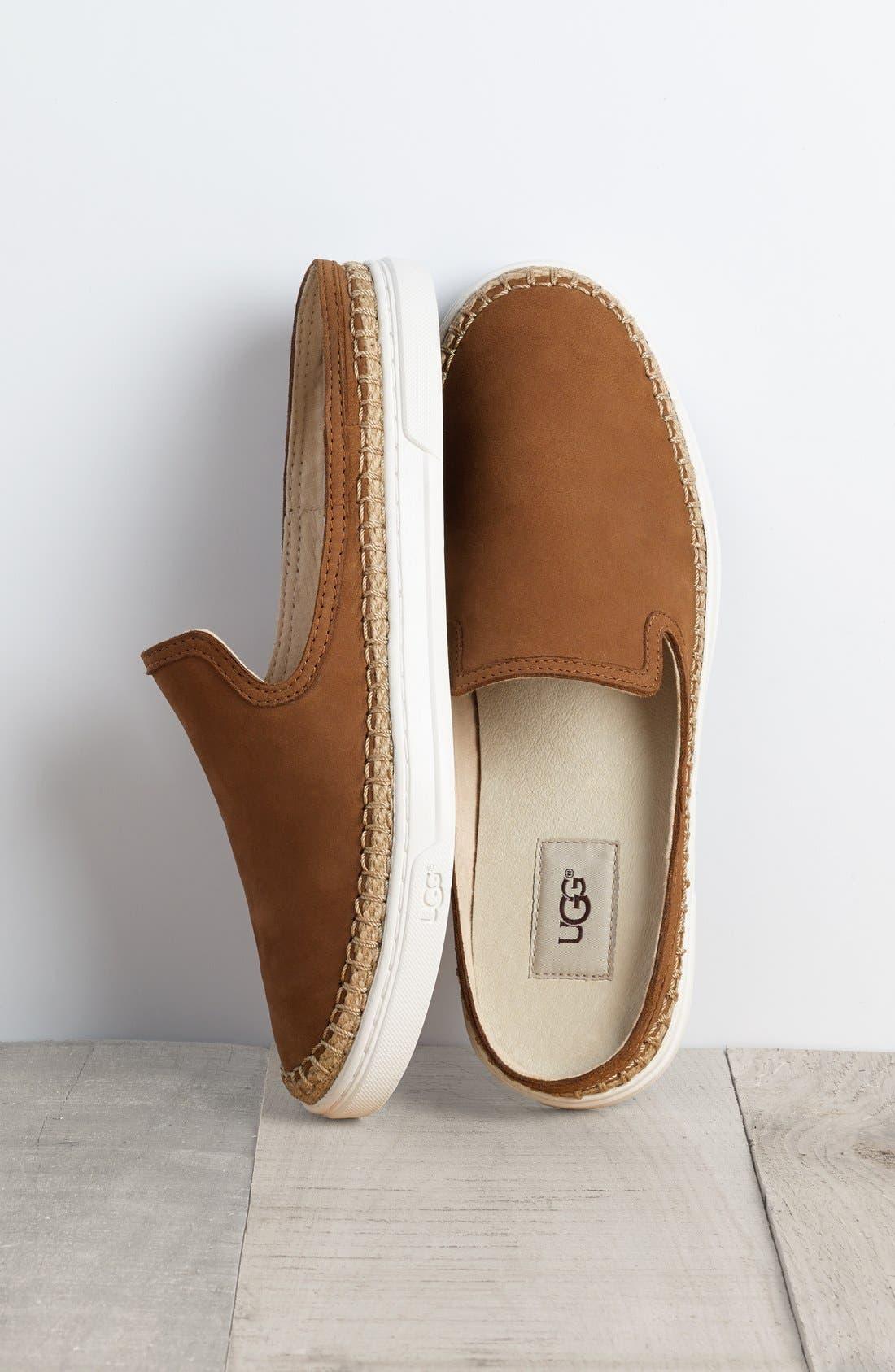 Alternate Image 6  - UGG® 'Caleel' Slip-On Sneaker (Women)