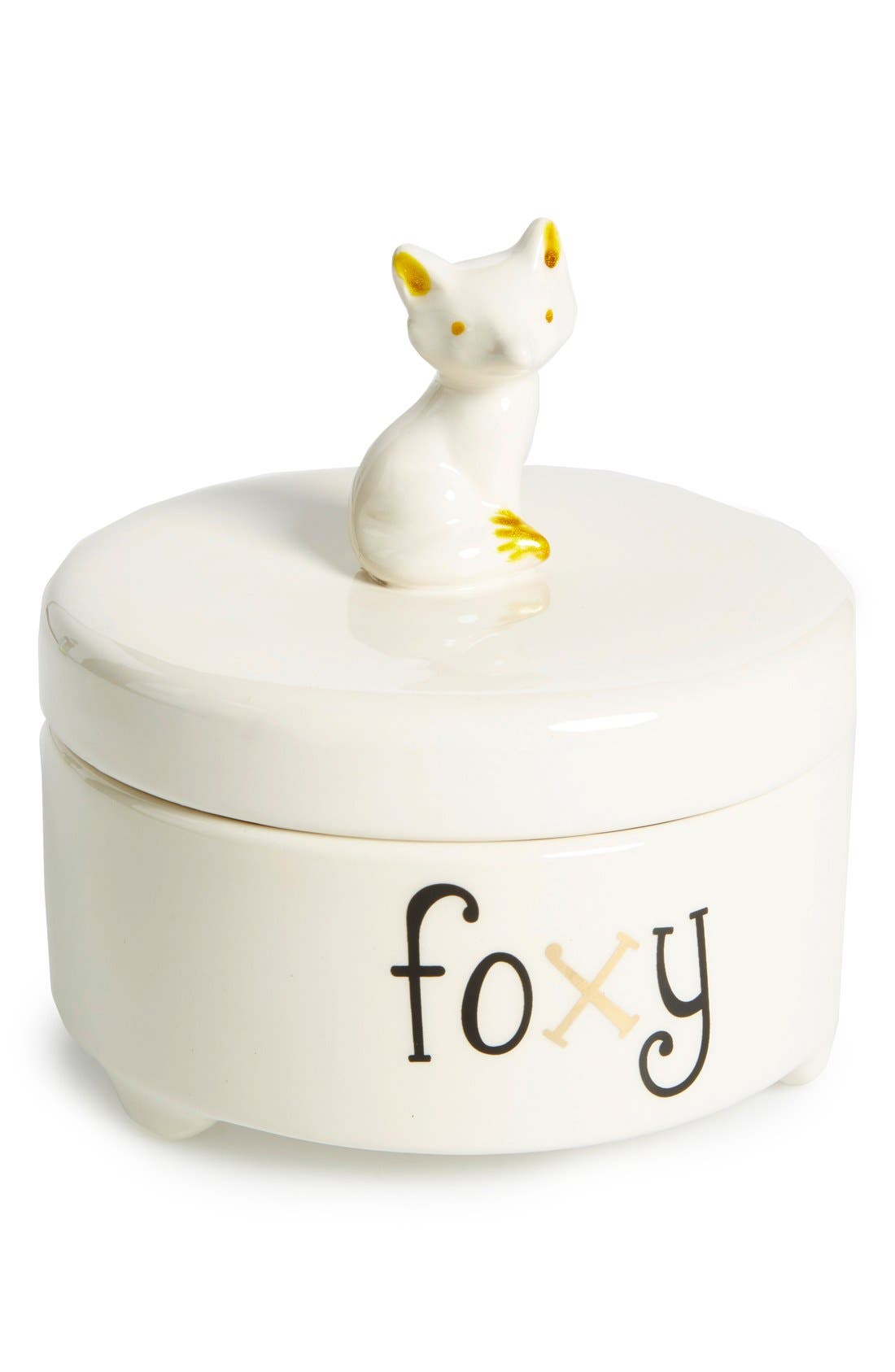 Alternate Image 1 Selected - American Atelier 'Foxy' Trinket Box