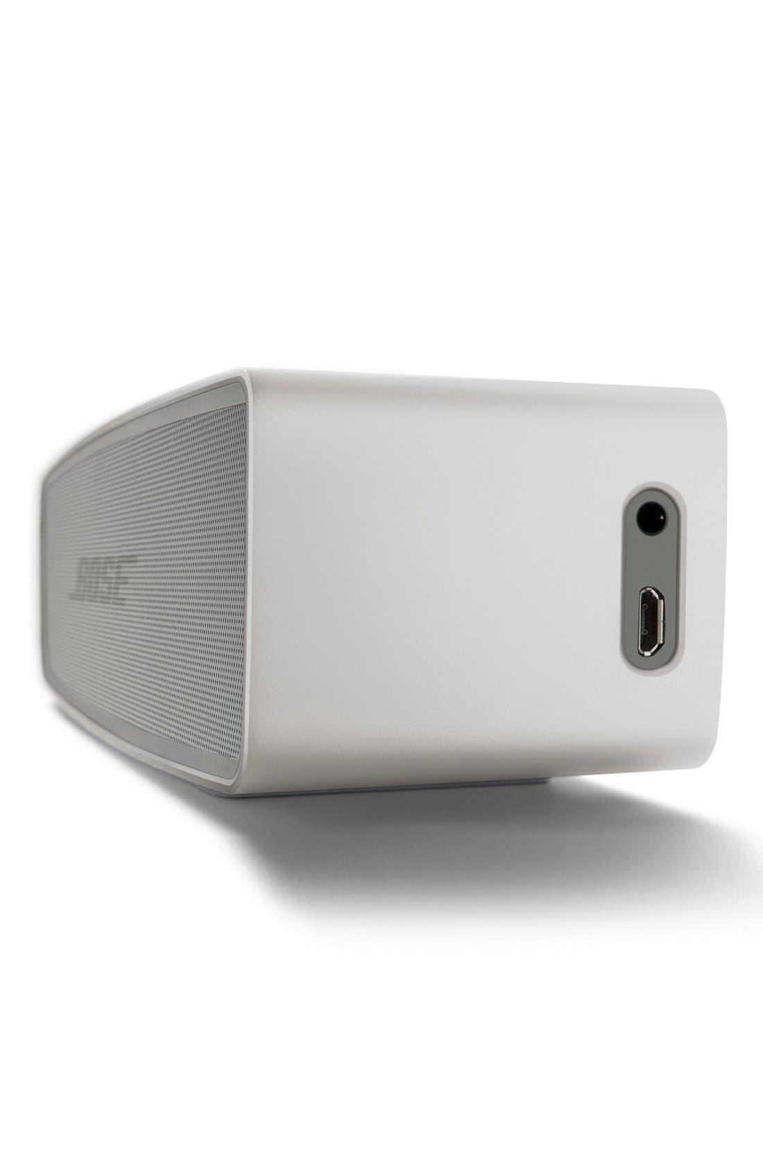 SoundLink<sup>®</sup> Mini II Bluetooth<sup>®</sup> Speaker,                             Alternate thumbnail 5, color,                             Pearl