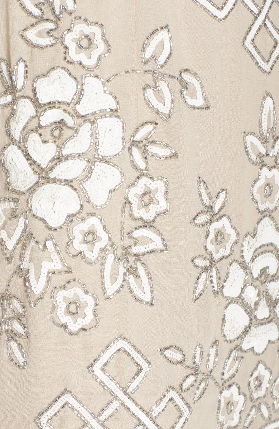 Alternate Image 6  - Needle & Thread Embellished Long Sleeve Minidress