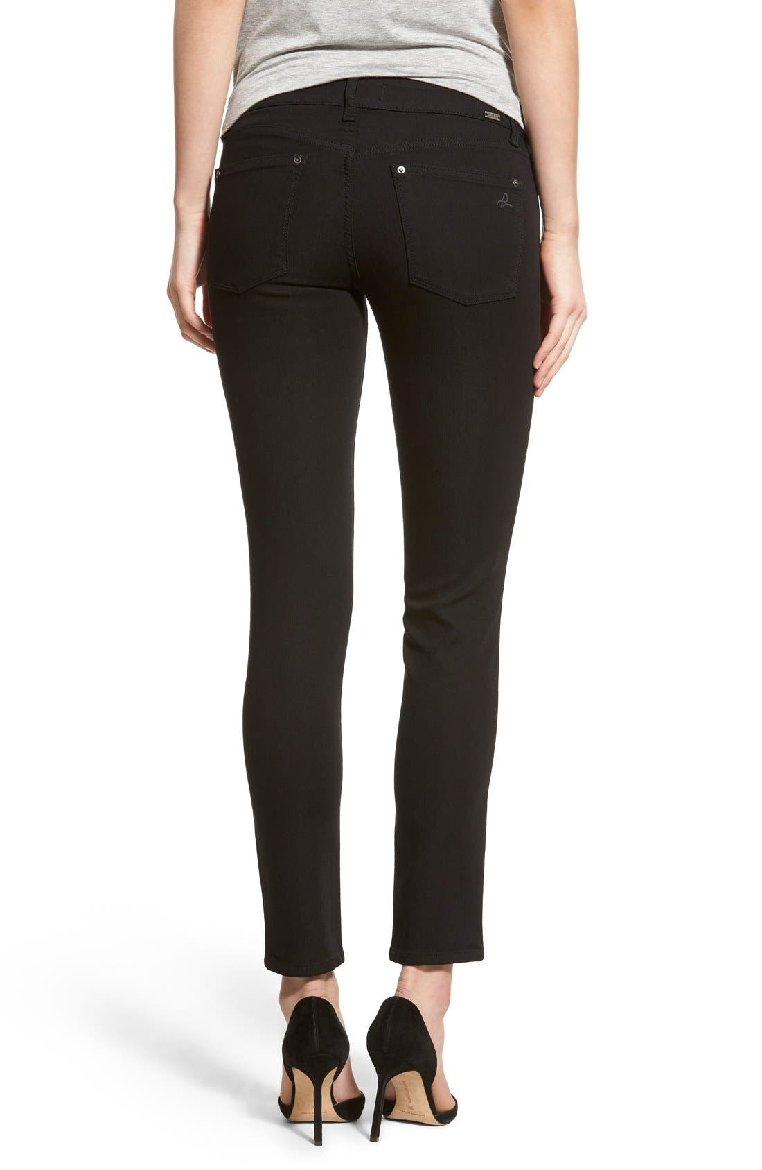 Alternate Image 2  - DL1961 'Emma' Power Legging Jeans (Riker)