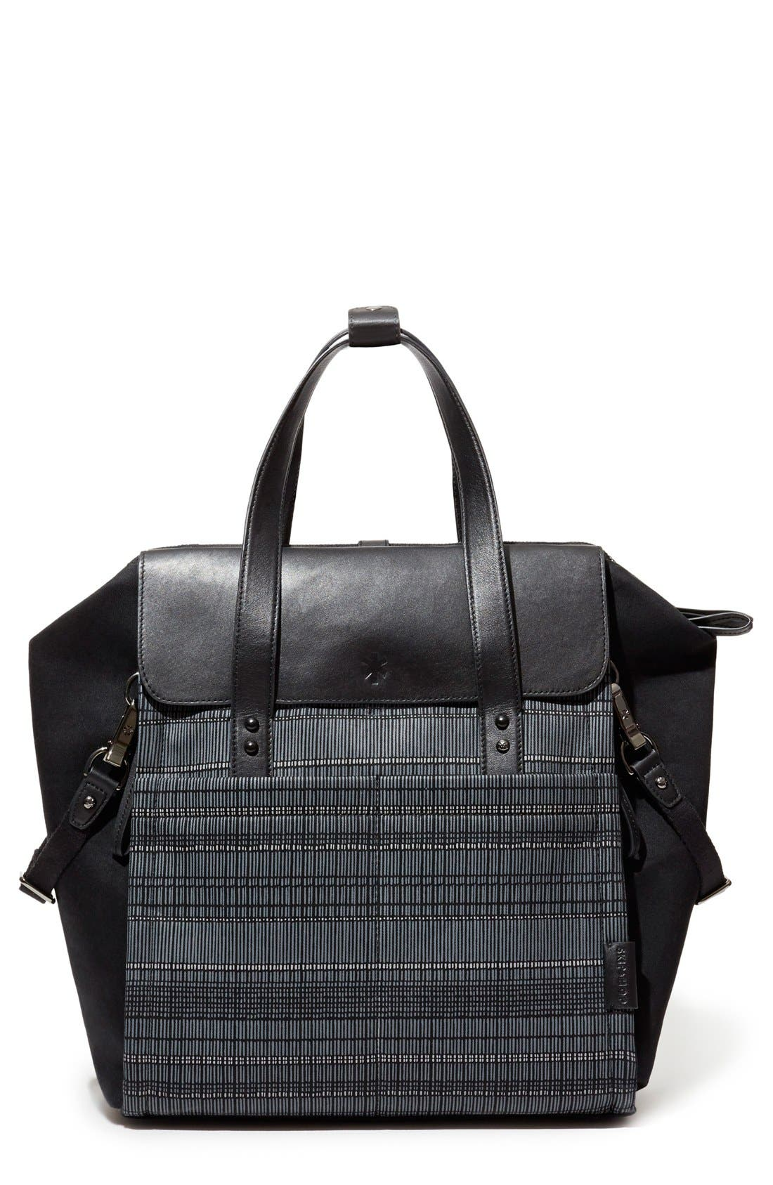 Skip Hop 'Highline' Convertible Diaper Backpack