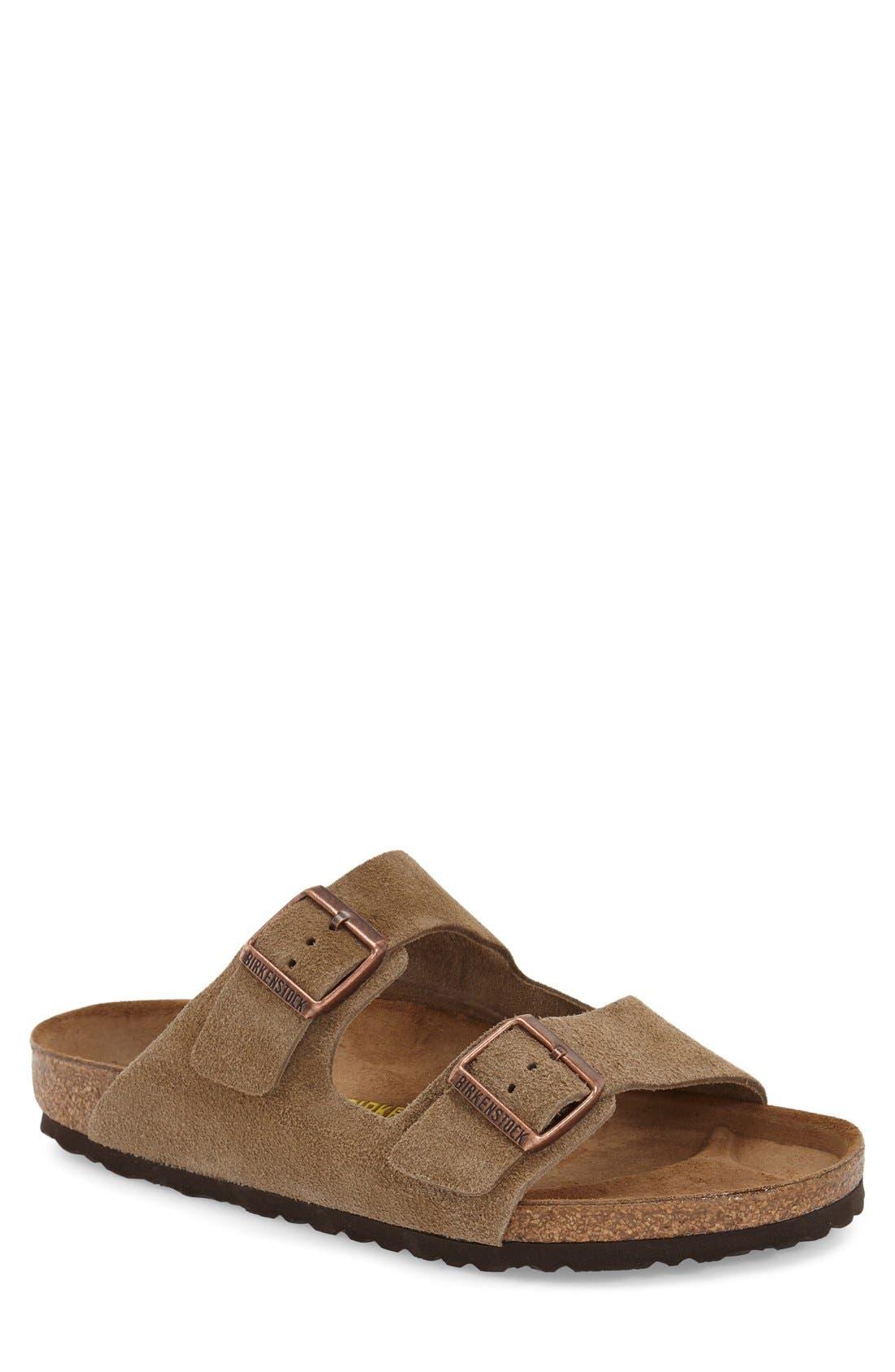 Birkenstock 'Arizona' Sandal (Mens)