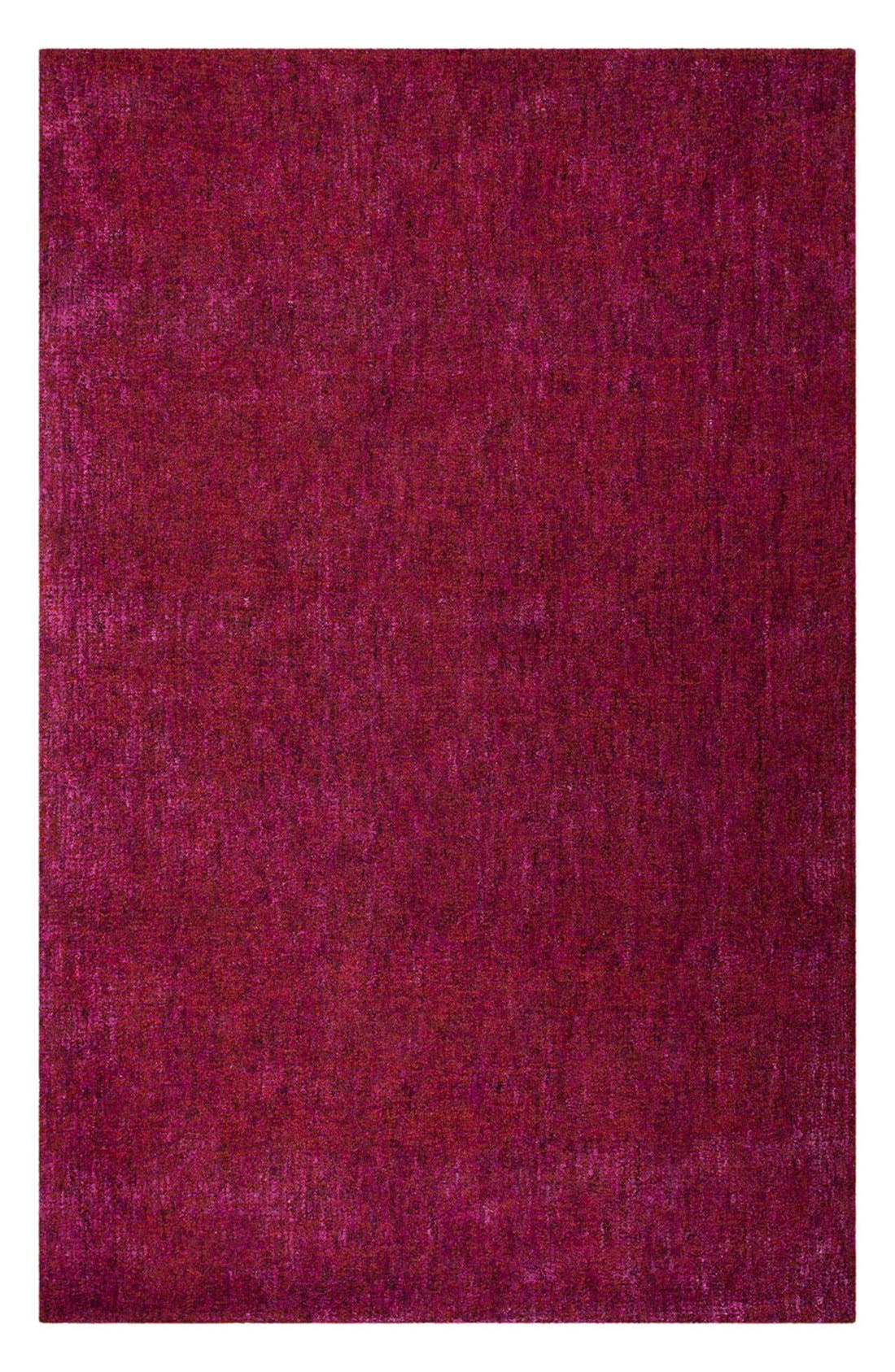 'stuyvesant' rug,                         Main,                         color, Red