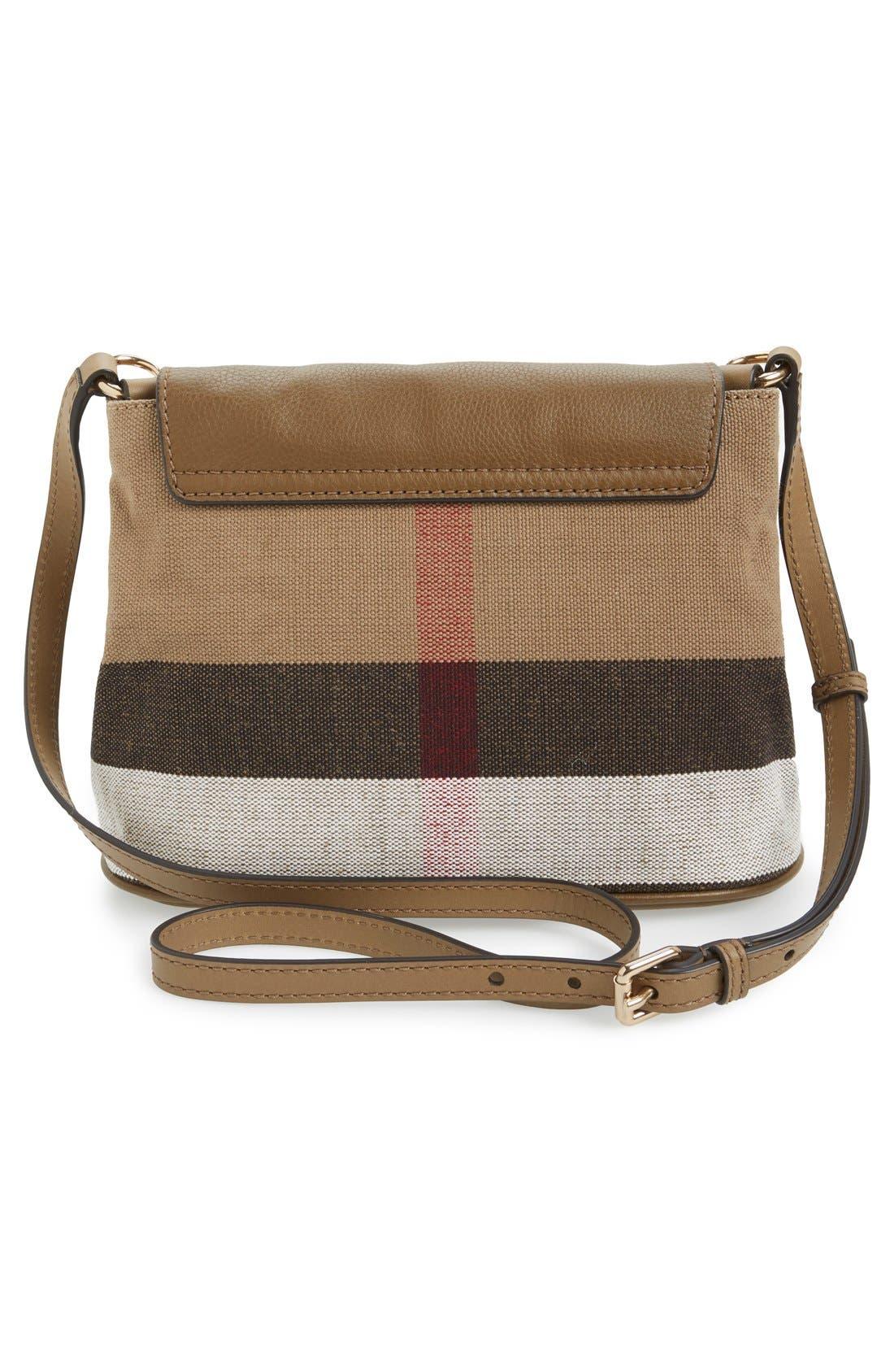 Alternate Image 4  - Burberry 'Small Gowan' Crossbody Bag
