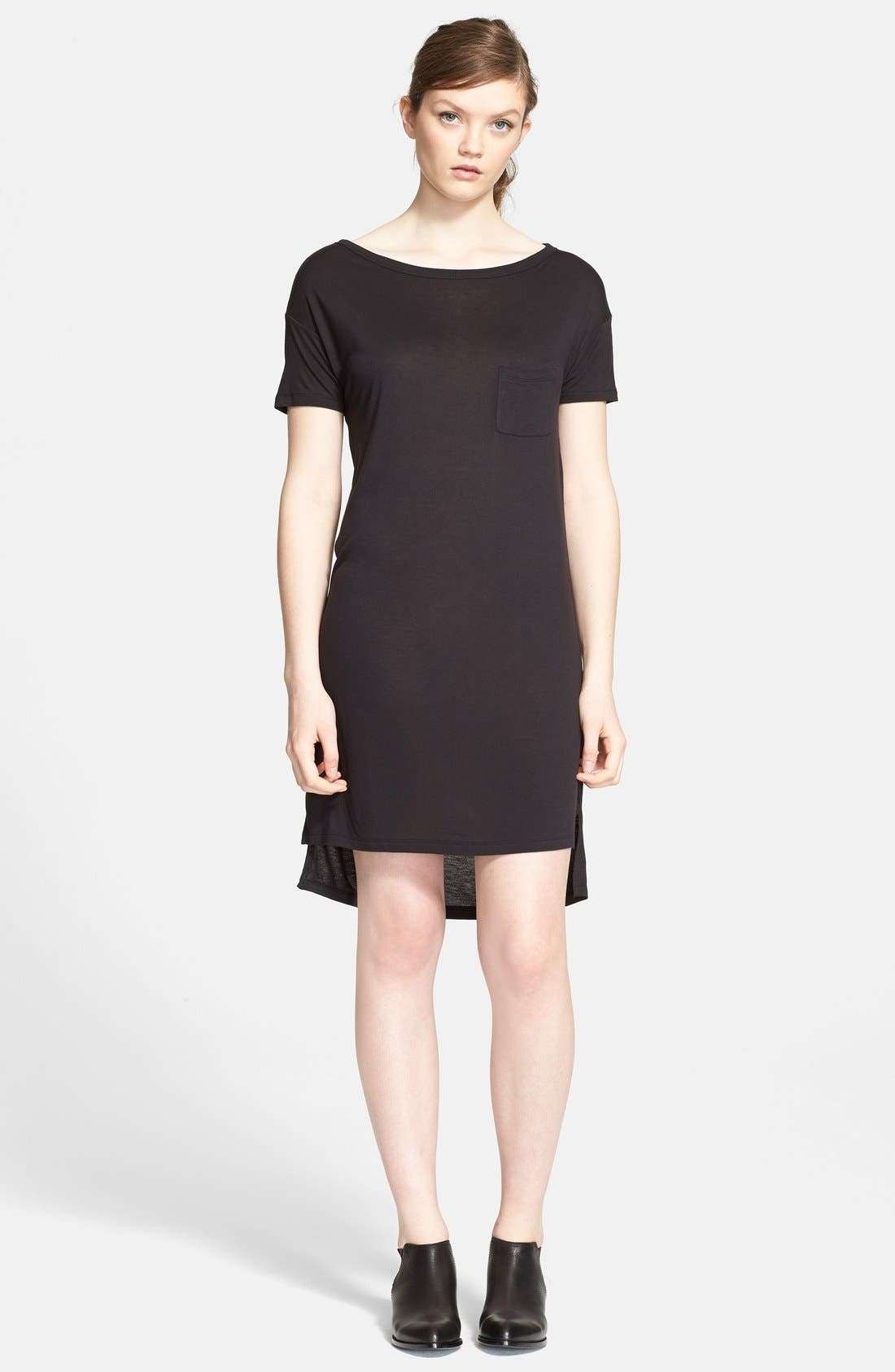 Alternate Image 1 Selected - T by Alexander Wang Jersey Dress
