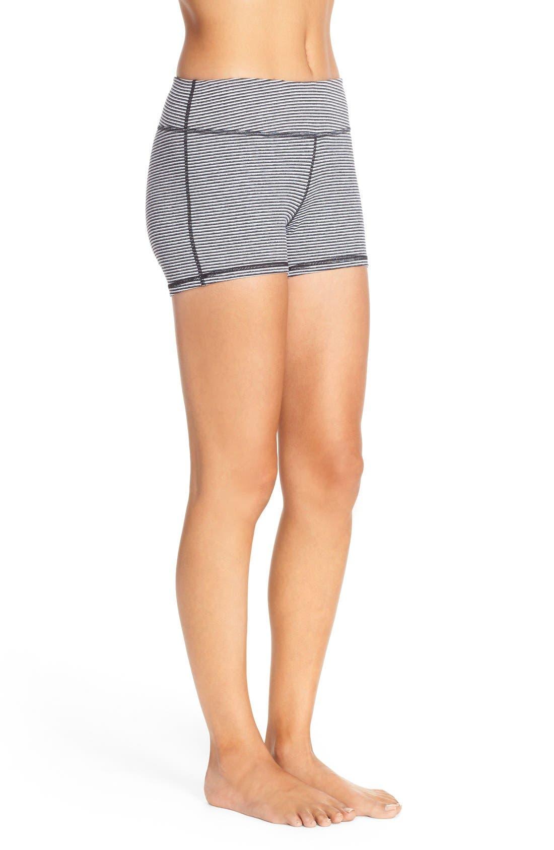 Alternate Image 3  - Zella 'Haute' Compression Shorts