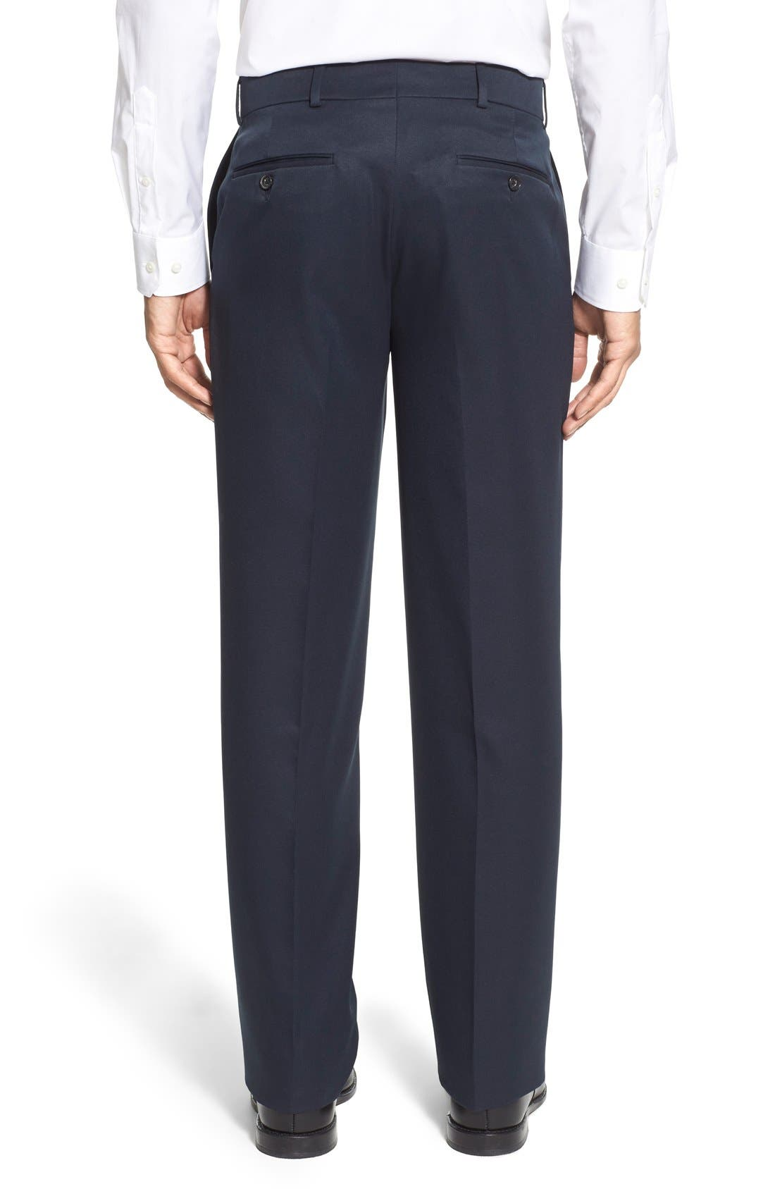Alternate Image 3  - Ballin Regular Fit Flat Front Trousers