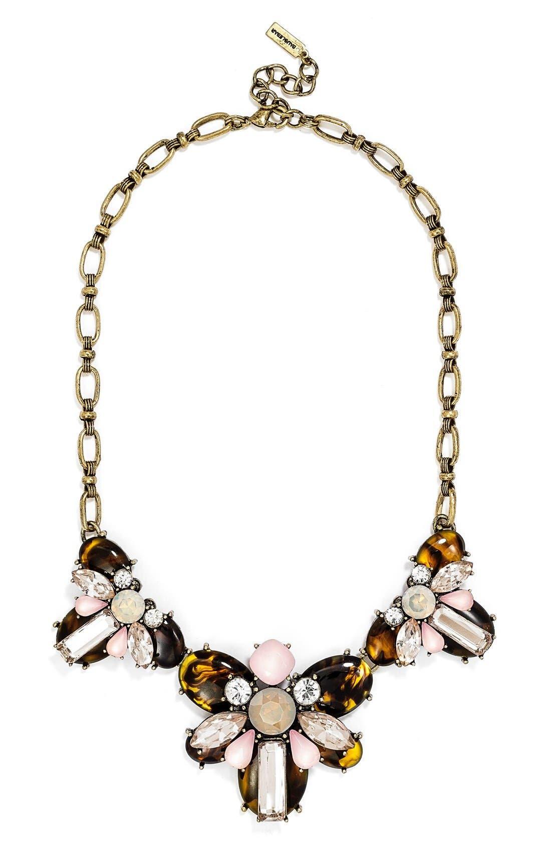 Main Image - BaubleBar 'Bliss' Bib Necklace