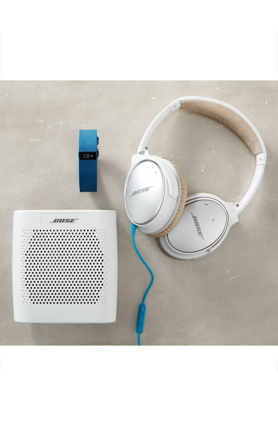 Alternate Image 8  - Bose® QuietComfort® 25 Acoustic Noise Cancelling® iOS Headphones