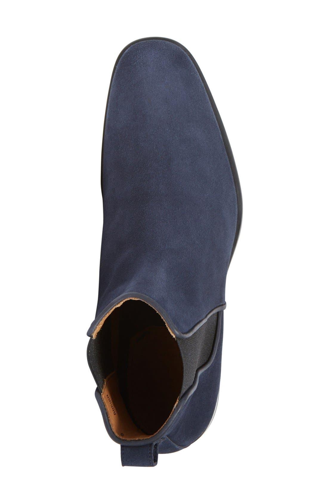 Alternate Image 3  - Aquatalia'Adrian' Weatherproof Chelsea Boot (Men)