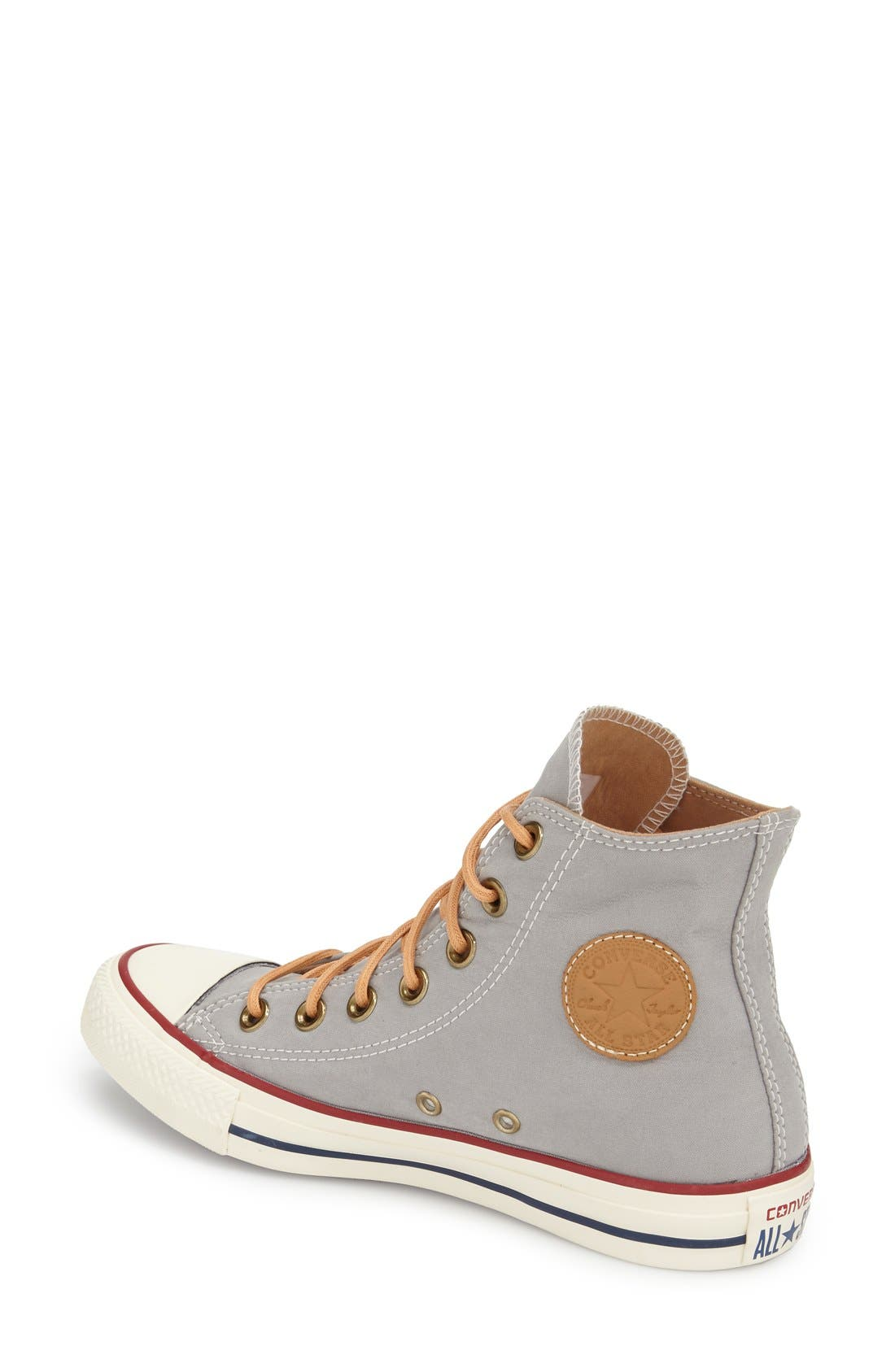 Alternate Image 2  - Converse Chuck Taylor® All Star® 'Peached' High Top Sneaker (Women)