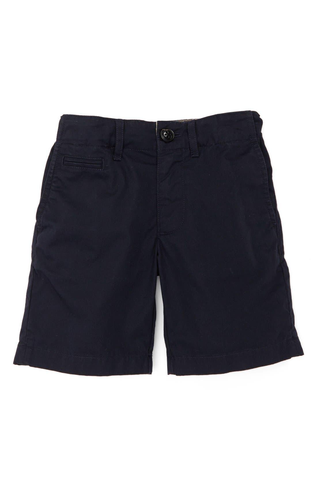 'Tristen' Shorts,                         Main,                         color, Ink