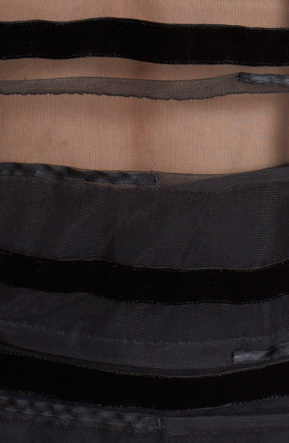 Alternate Image 3  - Comme des Garçons Sheer Button Front Blouse