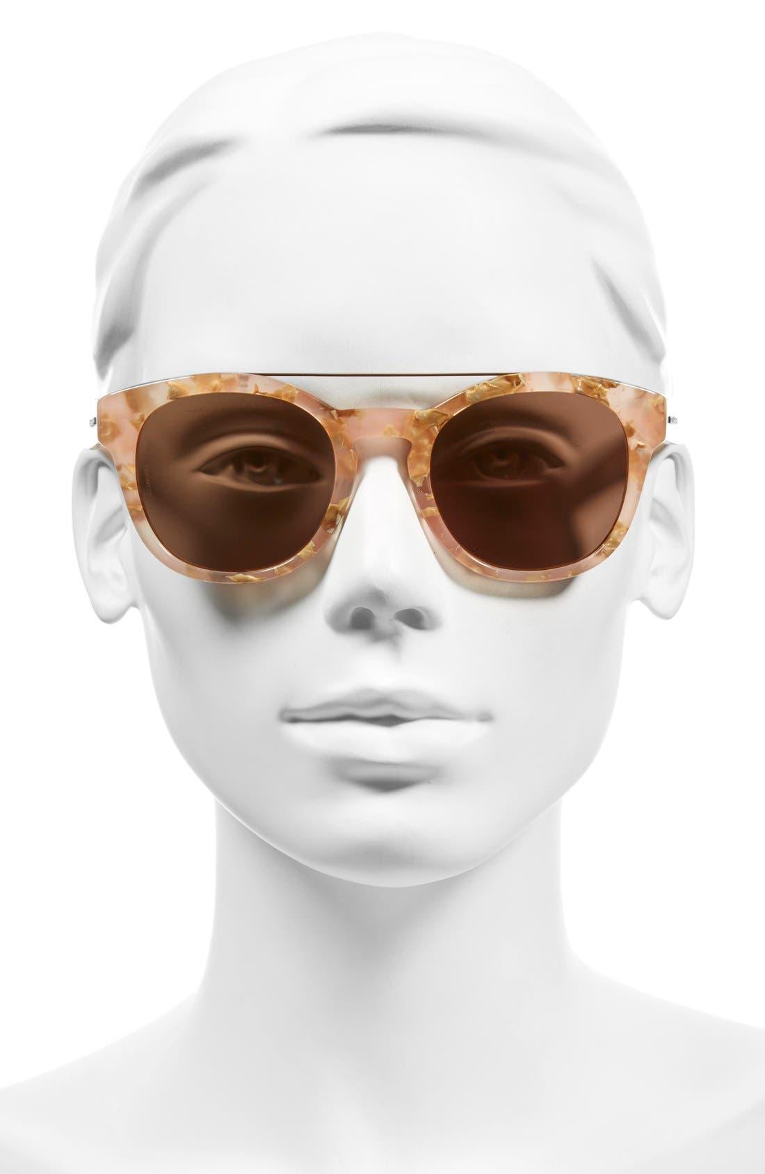 Alternate Image 2  - Dolce&Gabbana 50mm Sunglasses