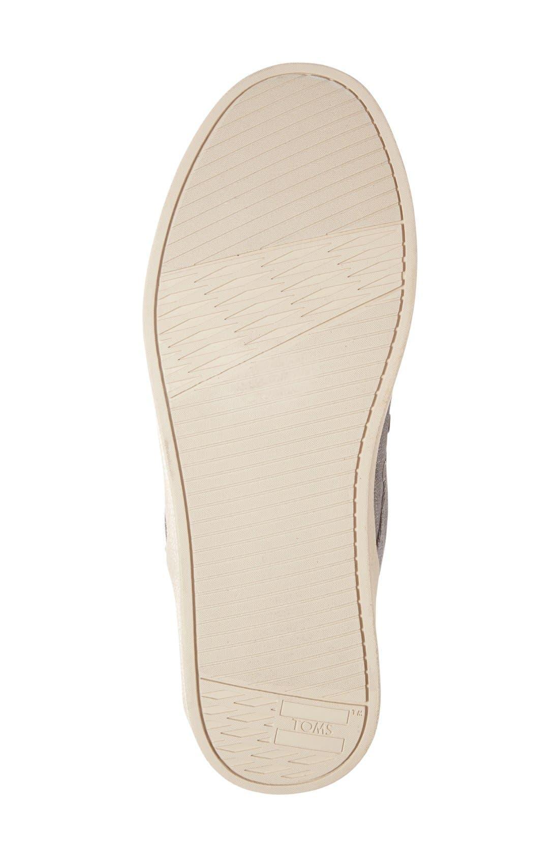 Alternate Image 4  - TOMS 'Paseo' Sneaker (Men)