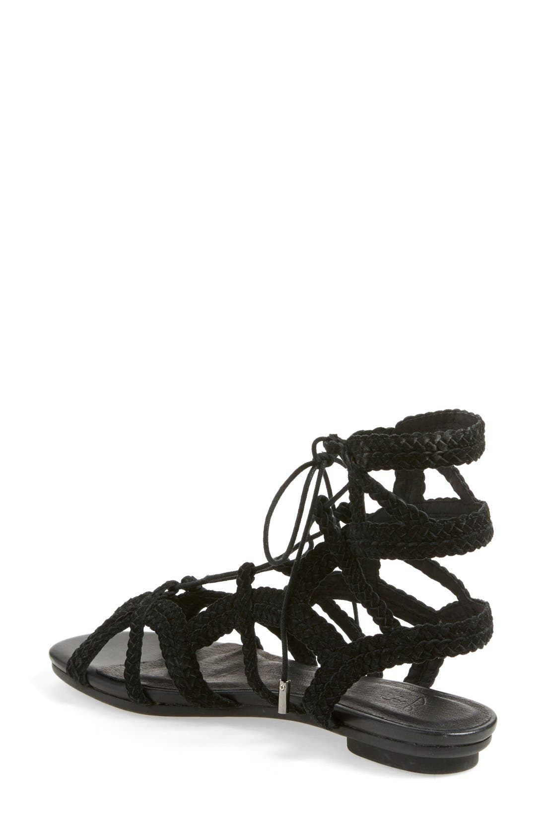 Alternate Image 2  - Joie 'Fynn' Gladiator Sandal (Women)