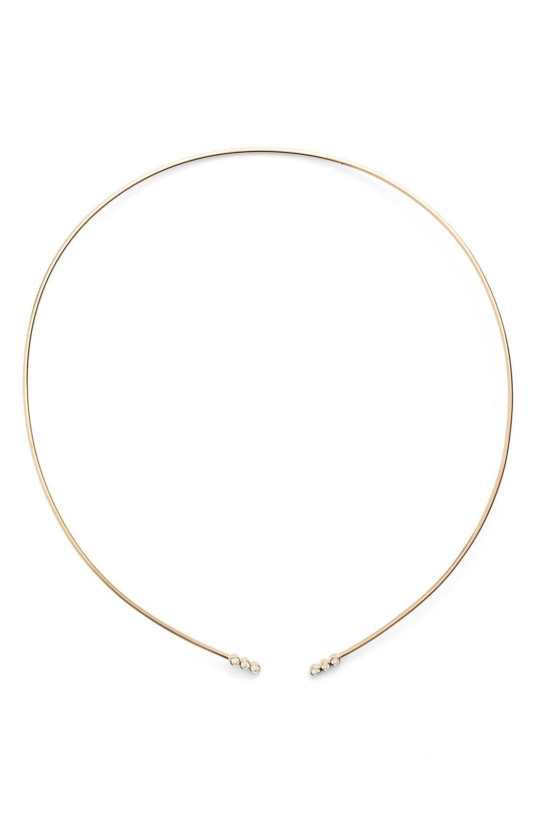 Main Image - Zoë Chicco Diamond Collar Necklace