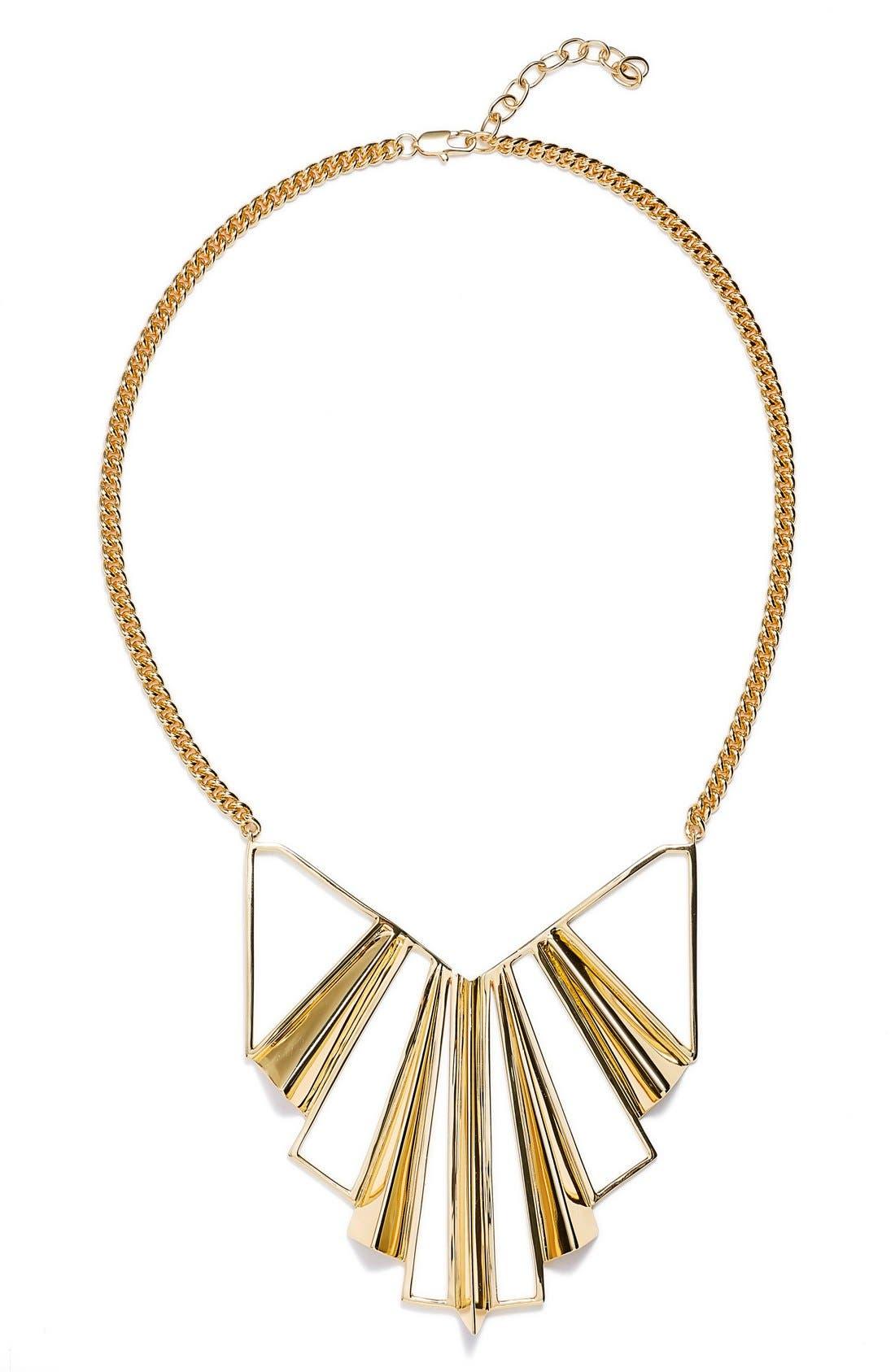 Alternate Image 1 Selected - Jules Smith 'Ursula' Bib Necklace