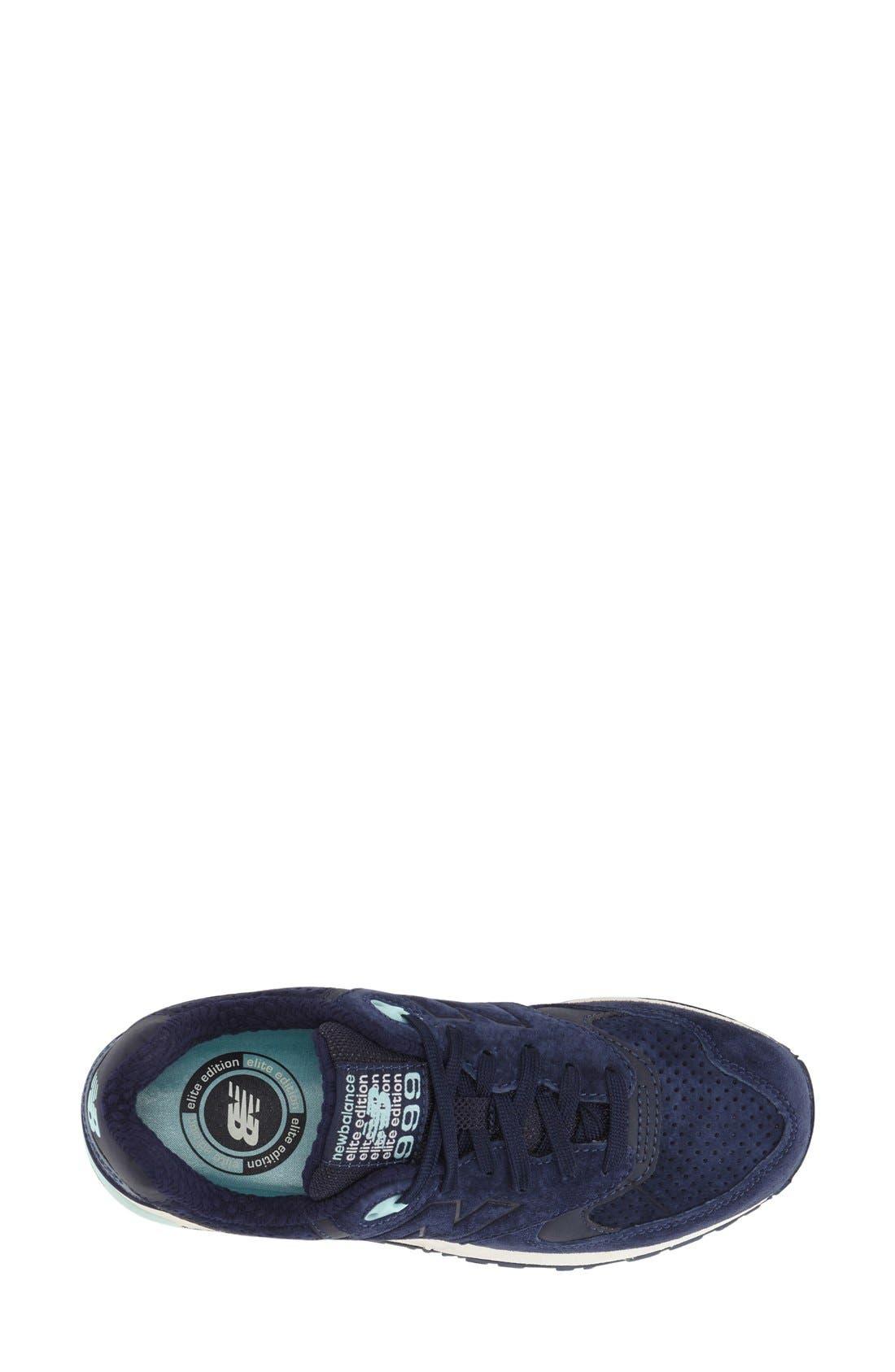 Alternate Image 4  - New Balance '999' Sneaker (Women)