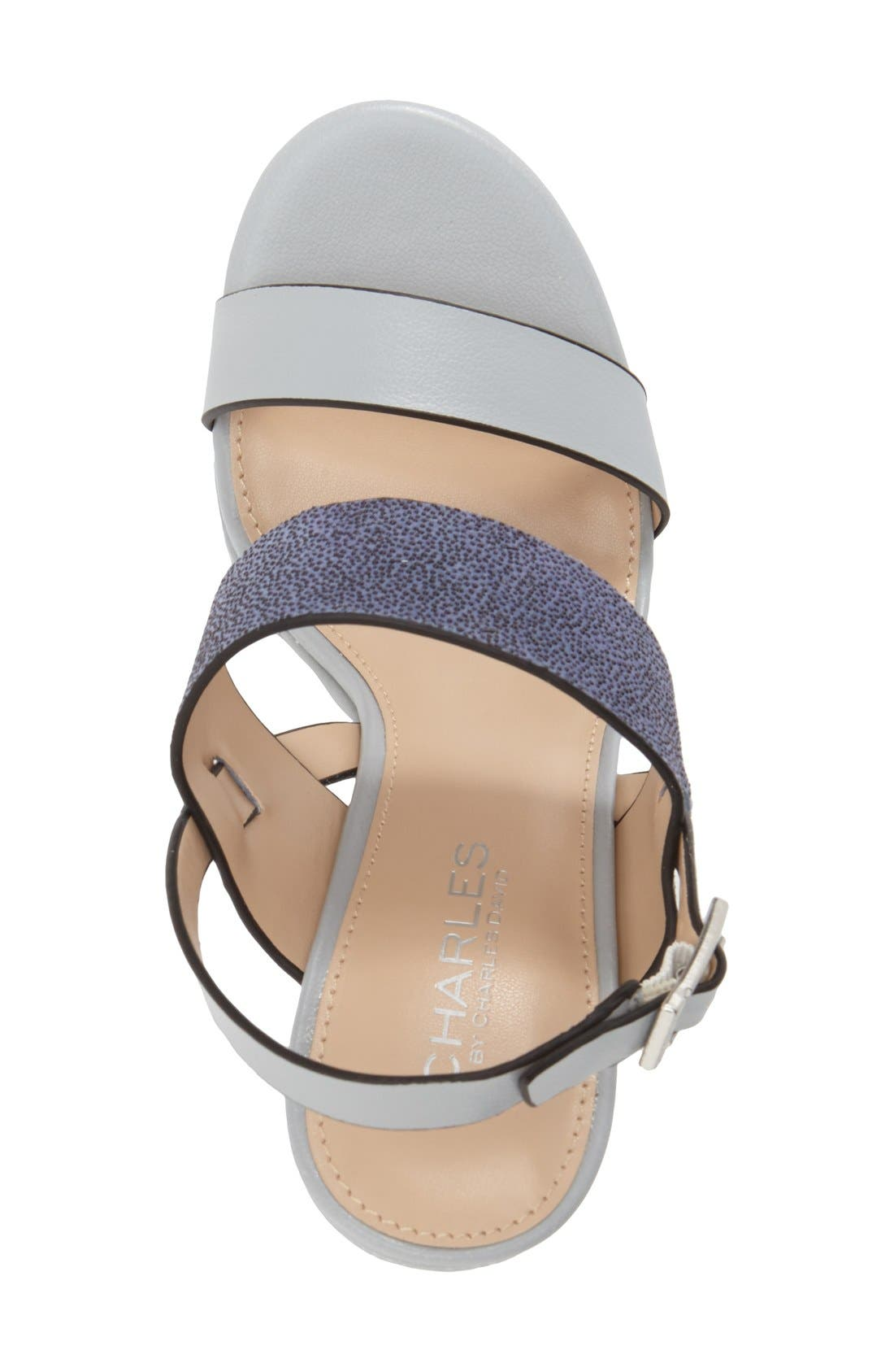 Alternate Image 3  - Charles by Charles David 'Jangle' Platform Sandal (Women)