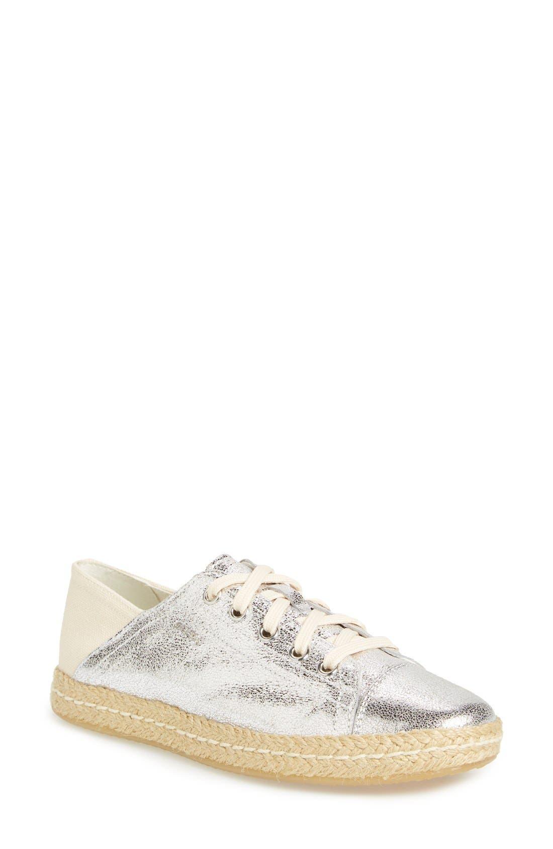 Geox 'Modesty' Espadrille Sneaker (Women)