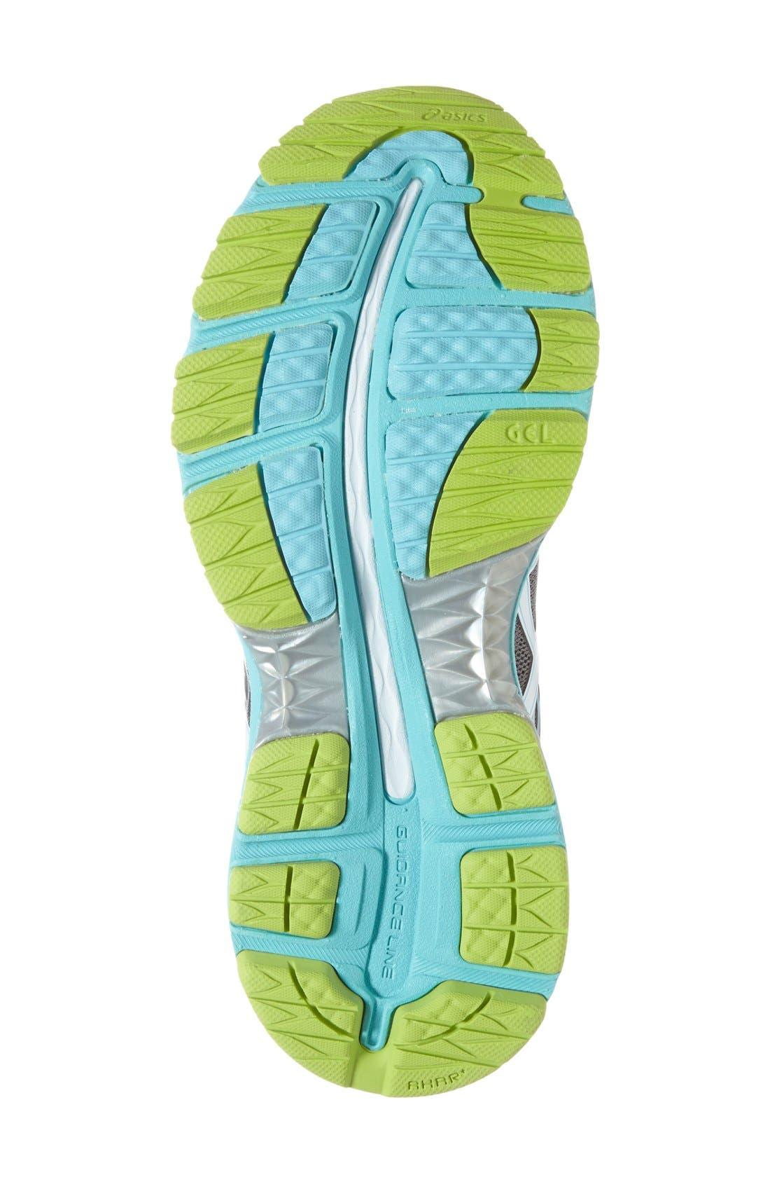 Alternate Image 4  - ASICS® 'GEL-Nimbus 18' Running Shoe (Women)