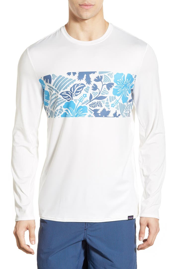 Patagonia Capilene 174 Daily Base Layer Graphic T Shirt