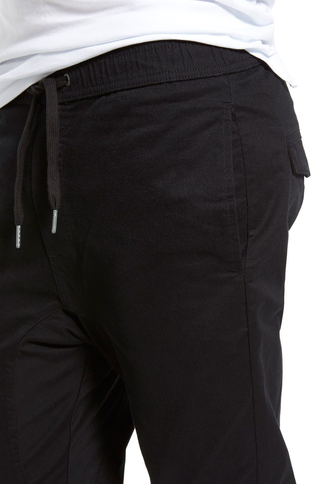 Alternate Image 4  - ZANEROBE Salerno Stretch Woven Jogger Pants
