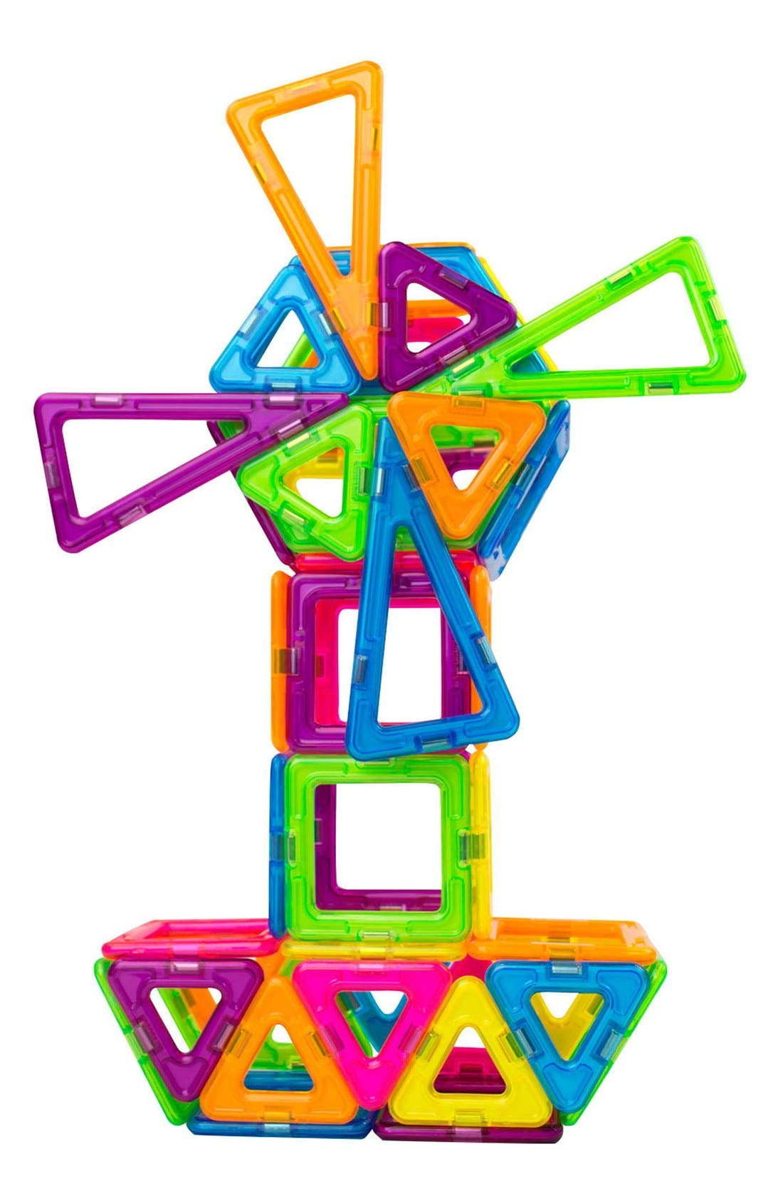 Alternate Image 2  - Magformers 'Creator' Neon Magnetic 3D Construction Set