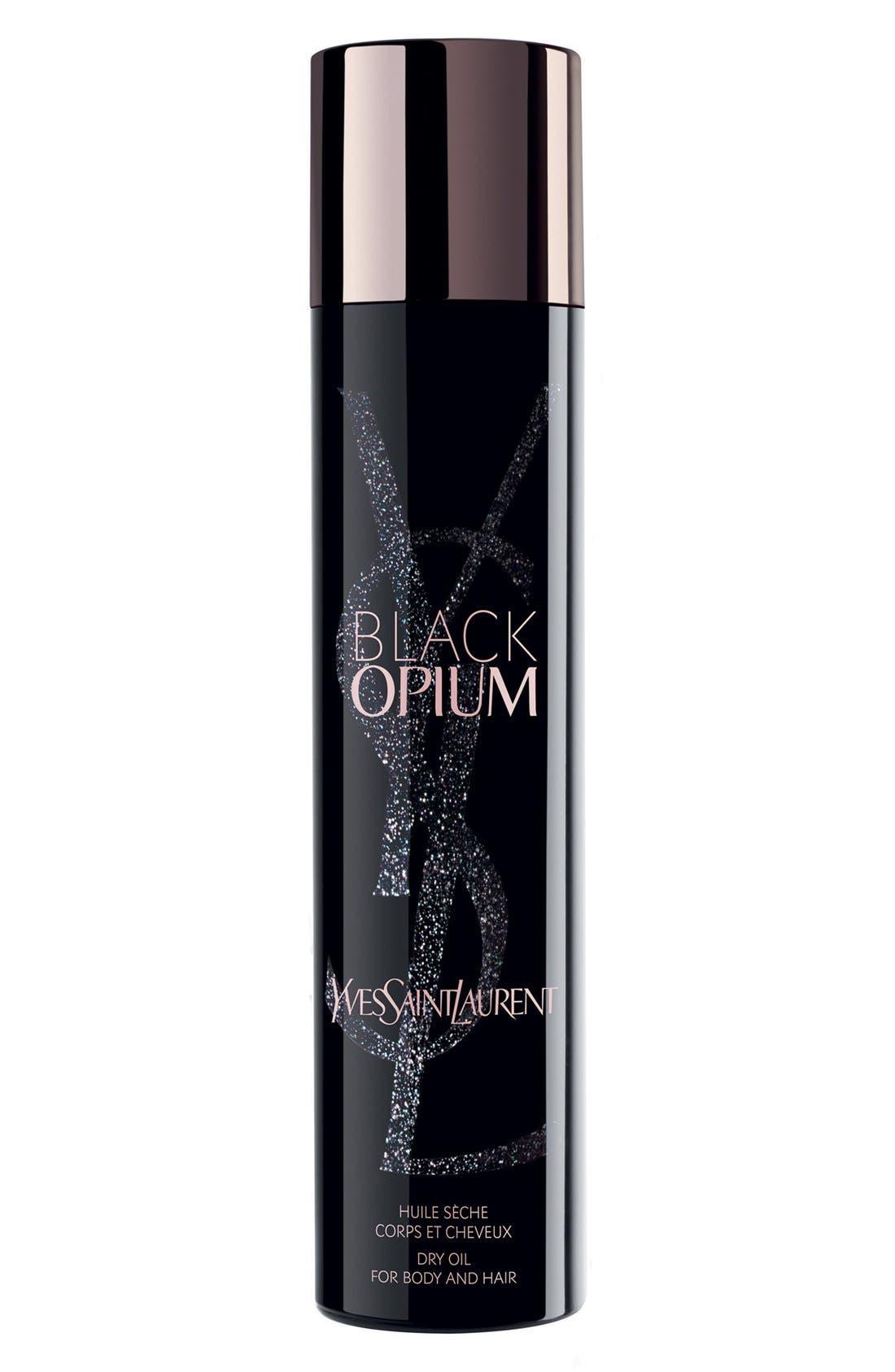 Yves Saint Laurent Black Opium Dry Oil for Body and Hair
